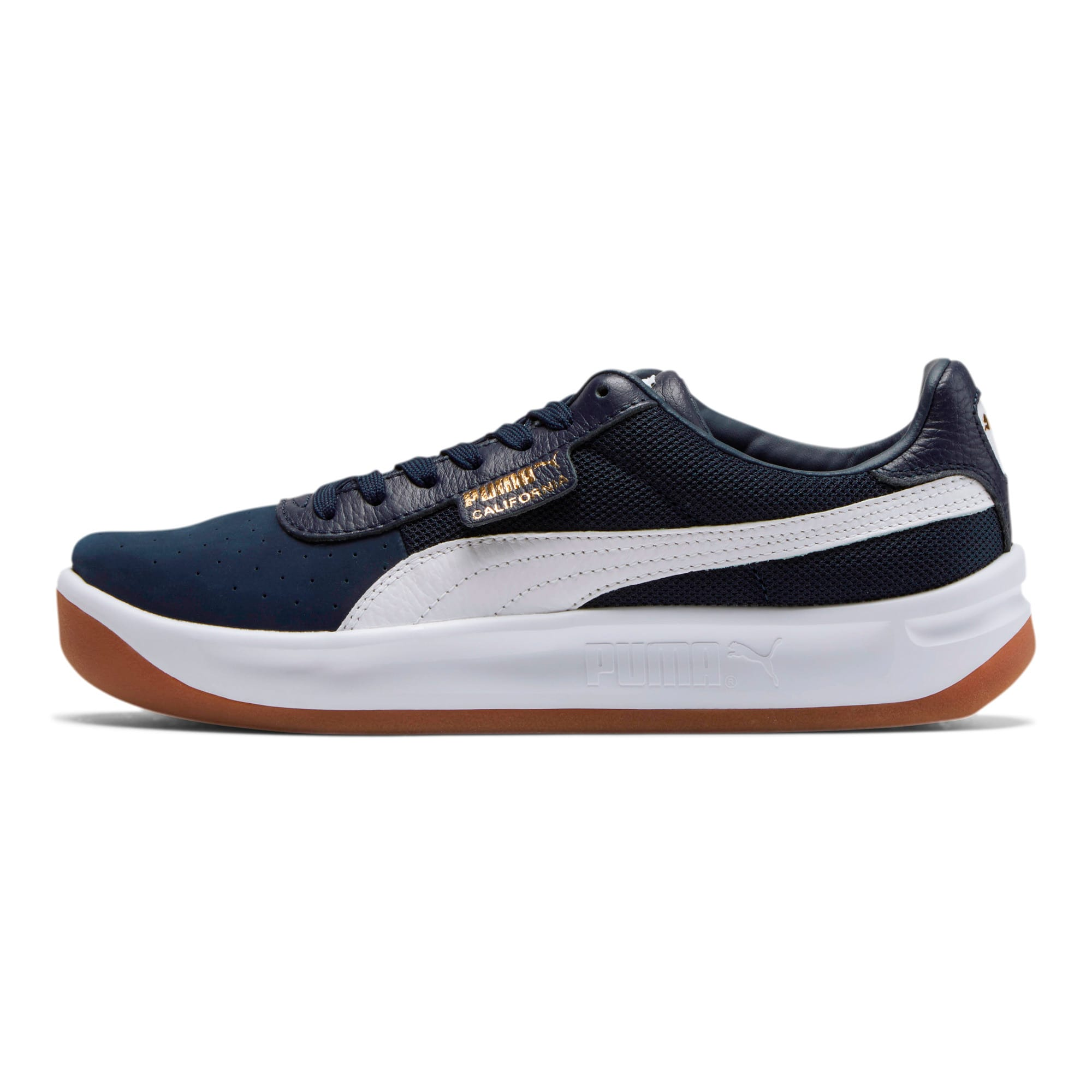 Thumbnail 1 of California Casual Sneakers, Peacoat-Puma White, medium
