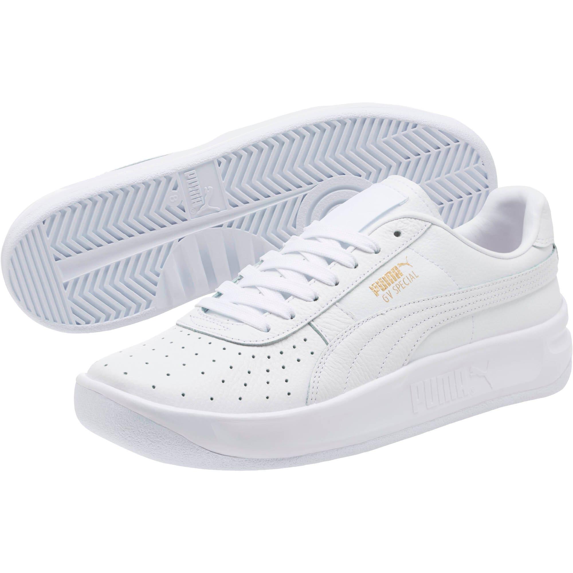 Thumbnail 2 of GV Special+ Sneakers, Puma White-Puma White, medium