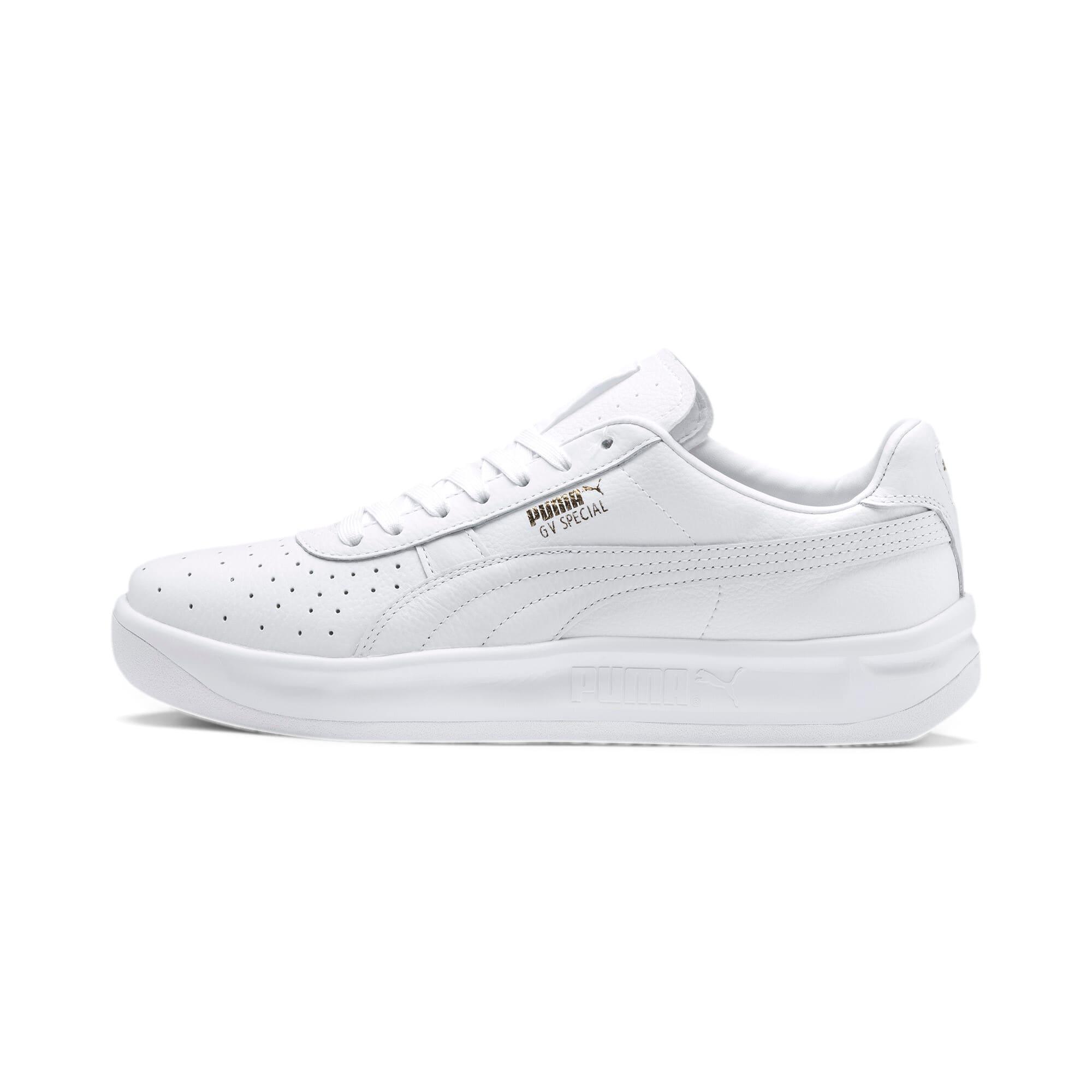 Thumbnail 1 of GV Special+ Sneakers, Puma White-Puma White, medium