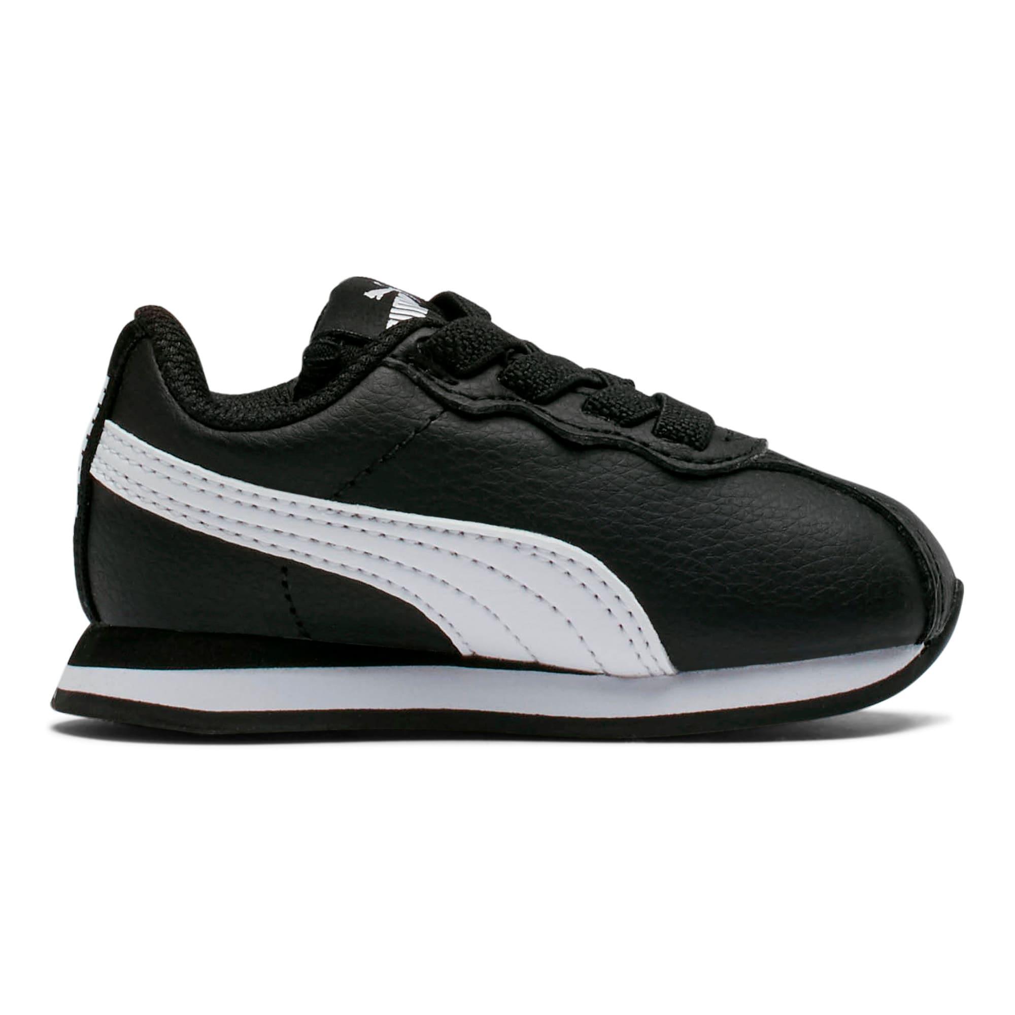 Thumbnail 5 of Turin II AC Toddler Shoes, Puma Black-Puma White, medium