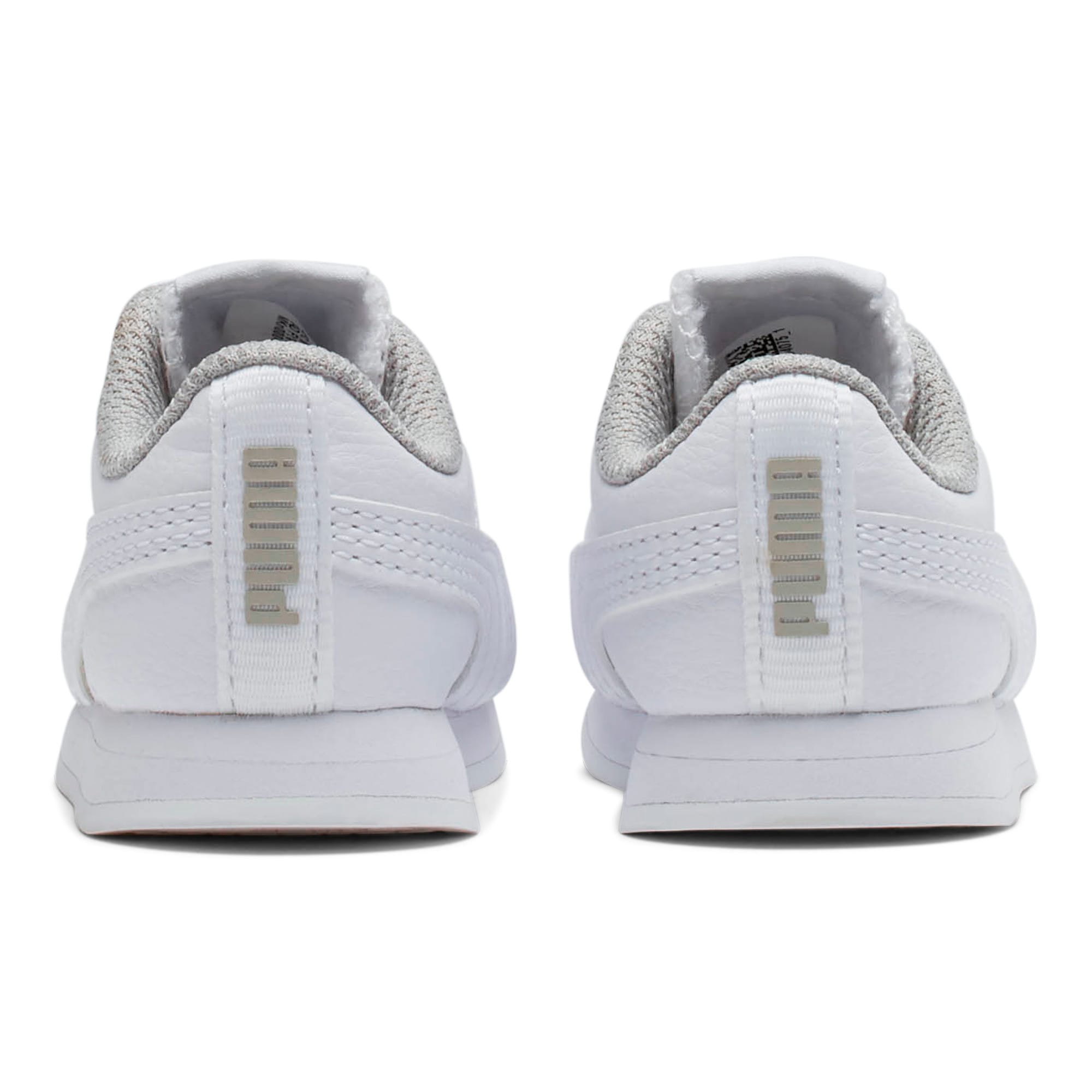 Thumbnail 3 of Turin II AC Toddler Shoes, Puma White-Puma White, medium
