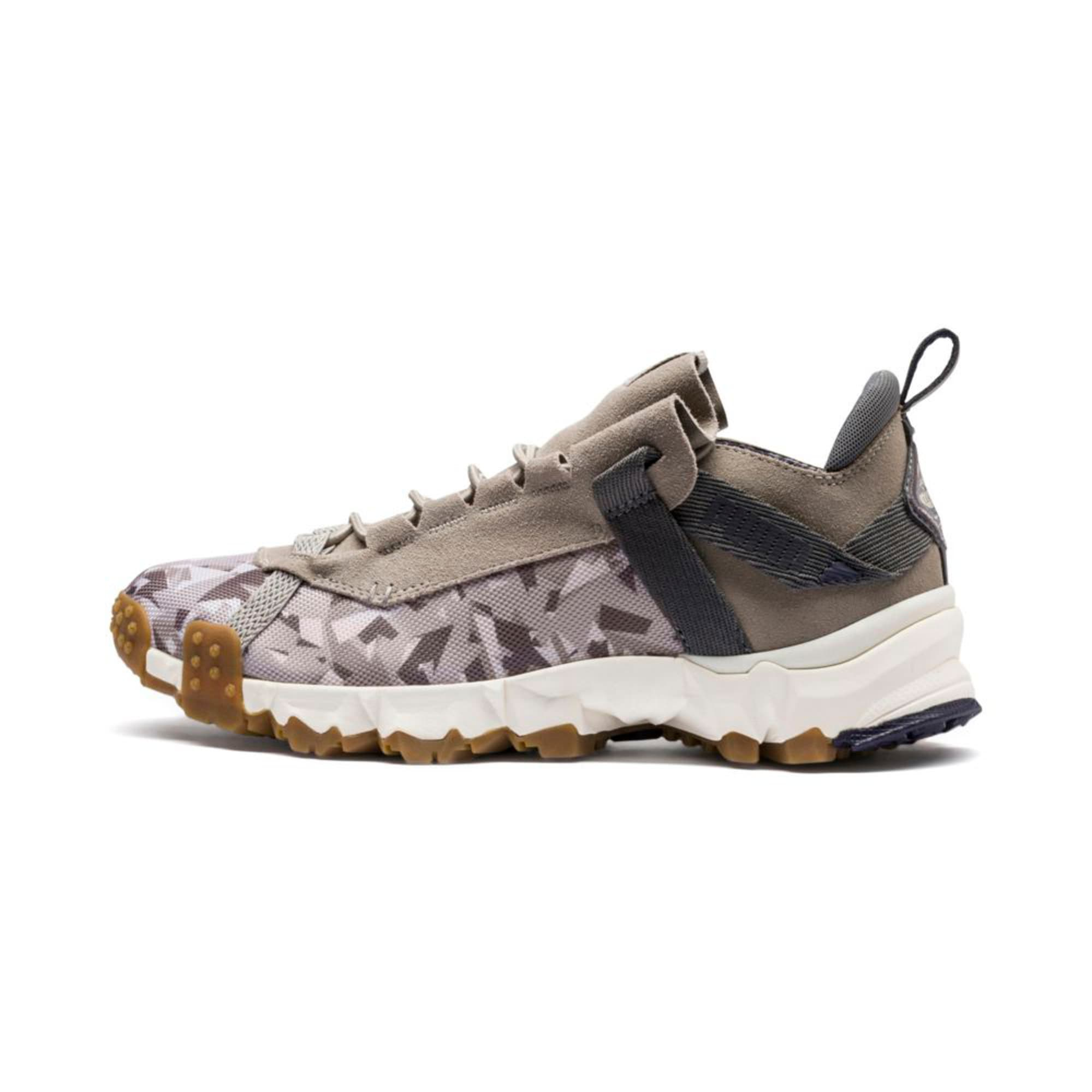 Thumbnail 1 of Trailfox Camo Trainers, Elephant Skin-Whisper White, medium-IND