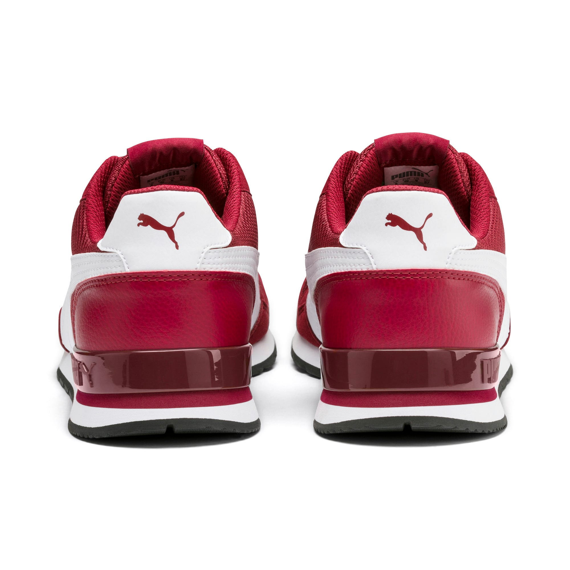 Thumbnail 4 of ST Runner v2 Mesh Sneakers, Rhubarb-Puma White, medium