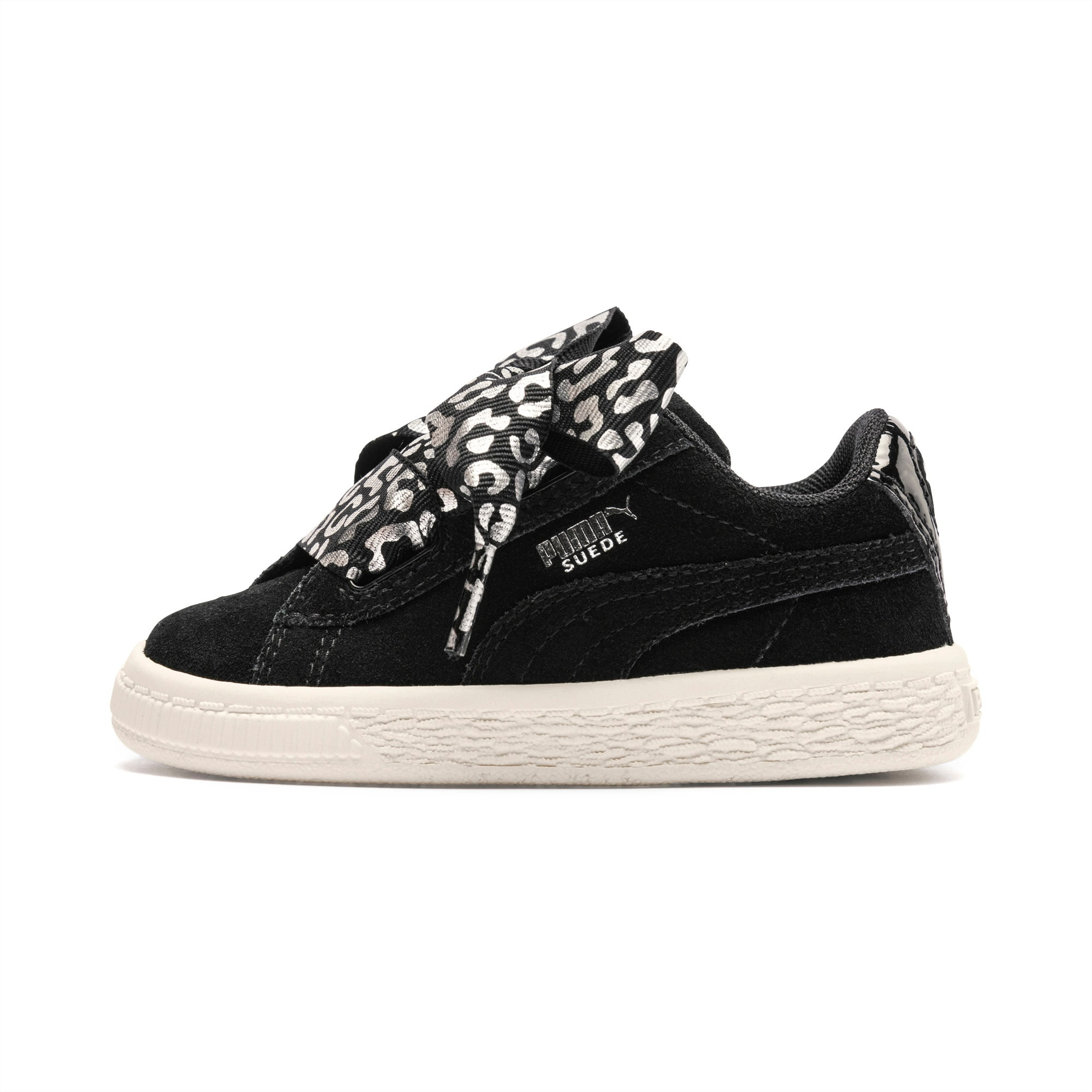 Suede Heart AthLuxe Kid Girls' Trainers