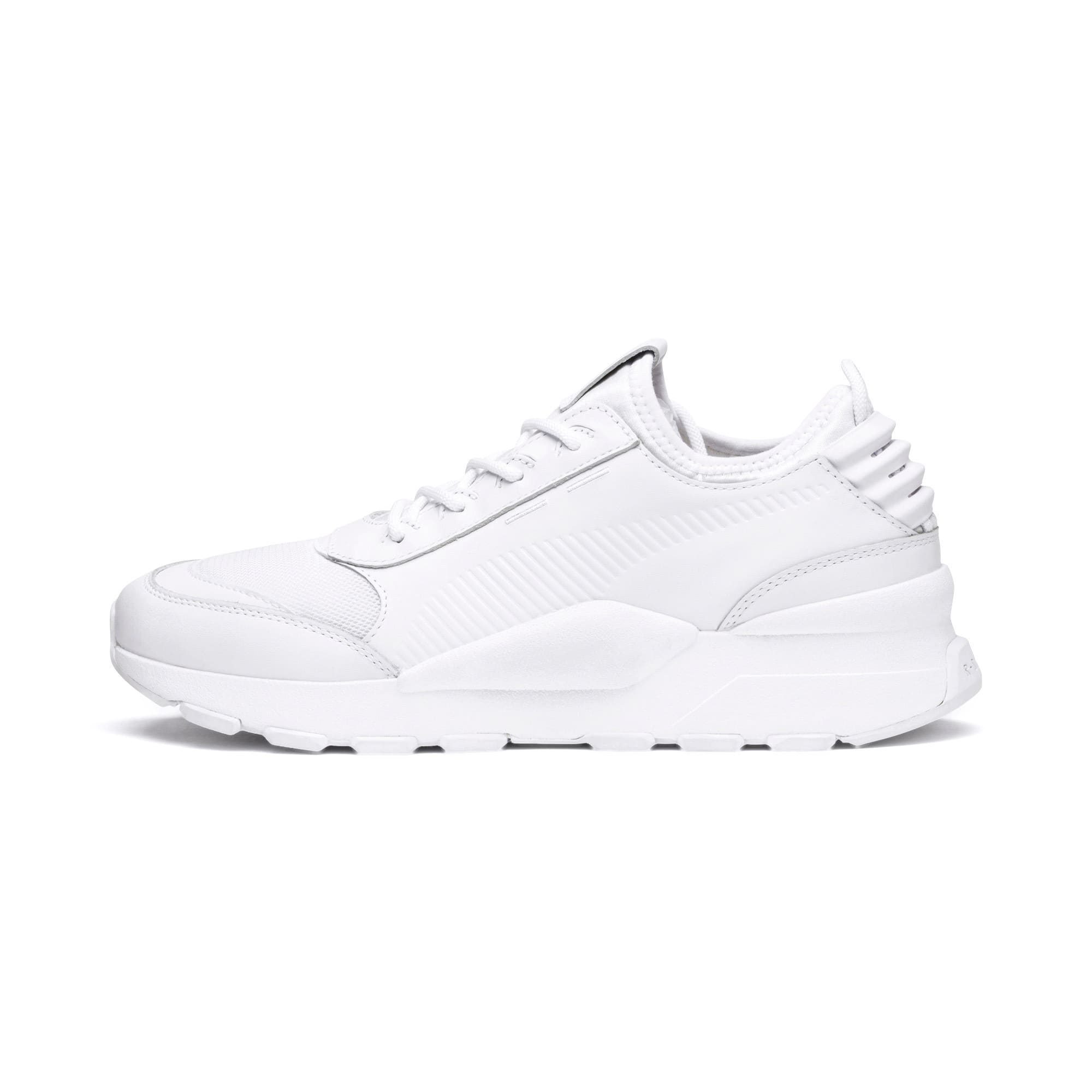 Thumbnail 1 of Evolution RS-0 SOUND sneakers, Puma White, medium