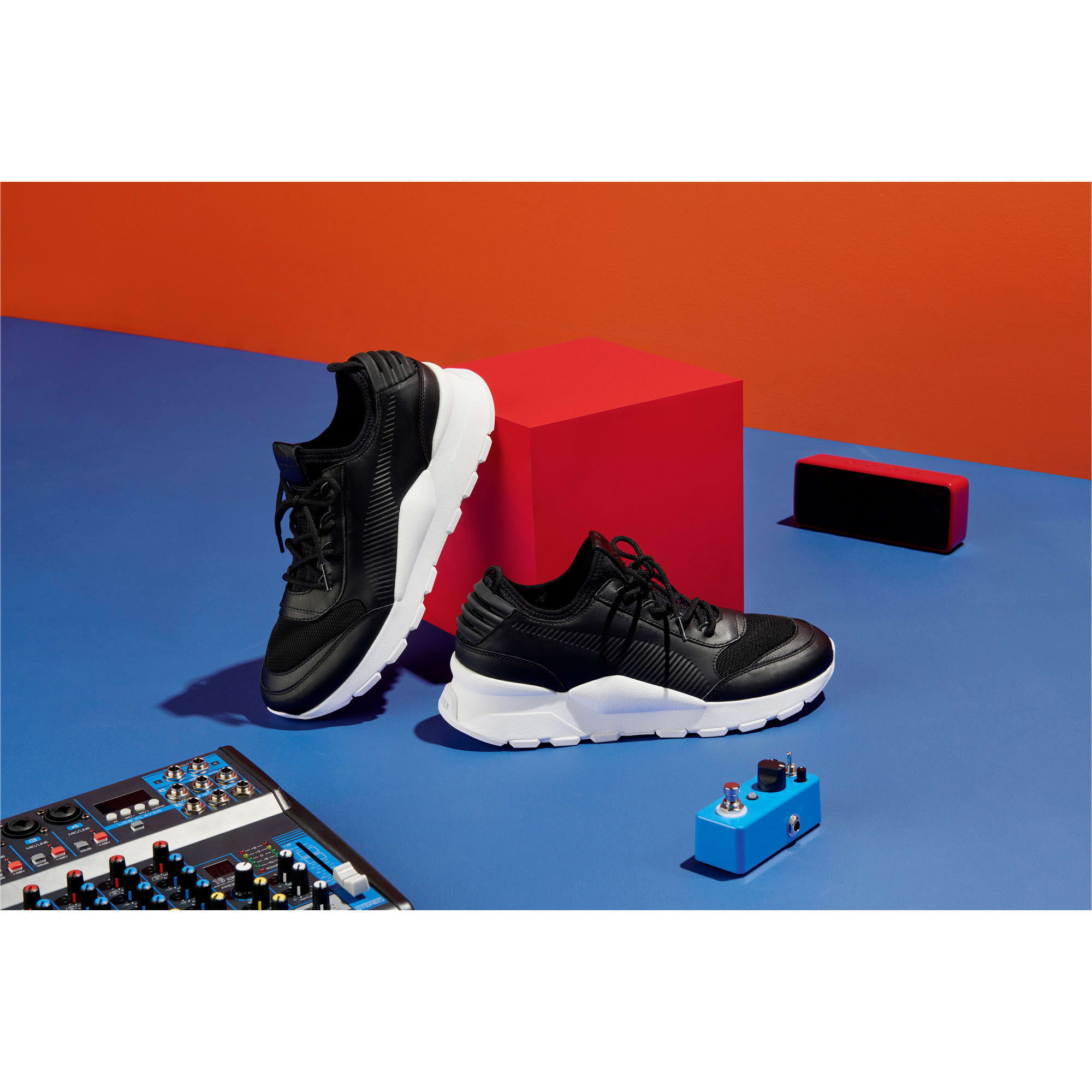 Thumbnail 7 of RS-0 SOUND Sneaker, Puma Black, medium
