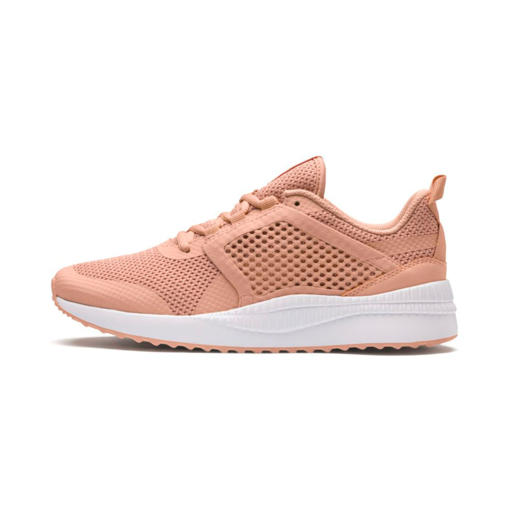 Thumbnail 1 of Pacer Next Net Trainers, Dusty Coral-Coral-White, medium-IND