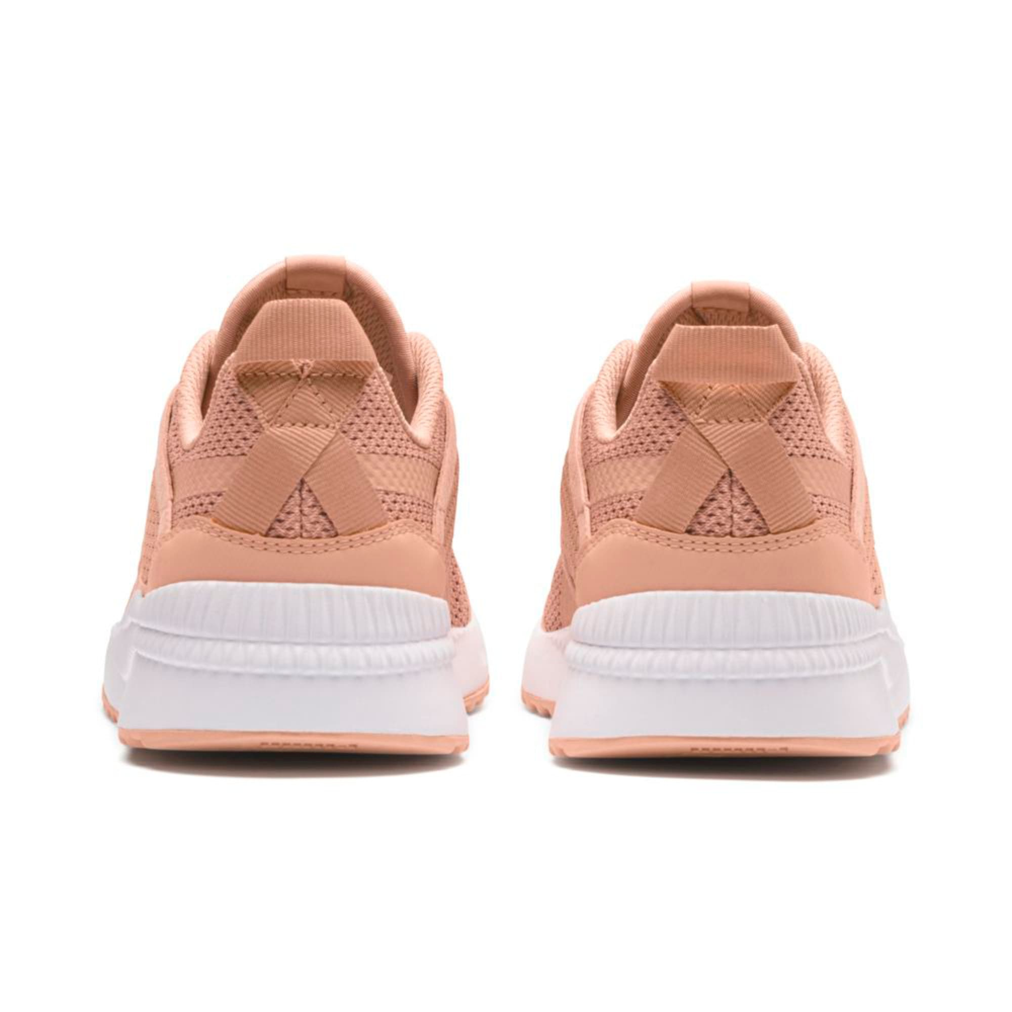 Thumbnail 4 of Pacer Next Net Trainers, Dusty Coral-Coral-White, medium-IND