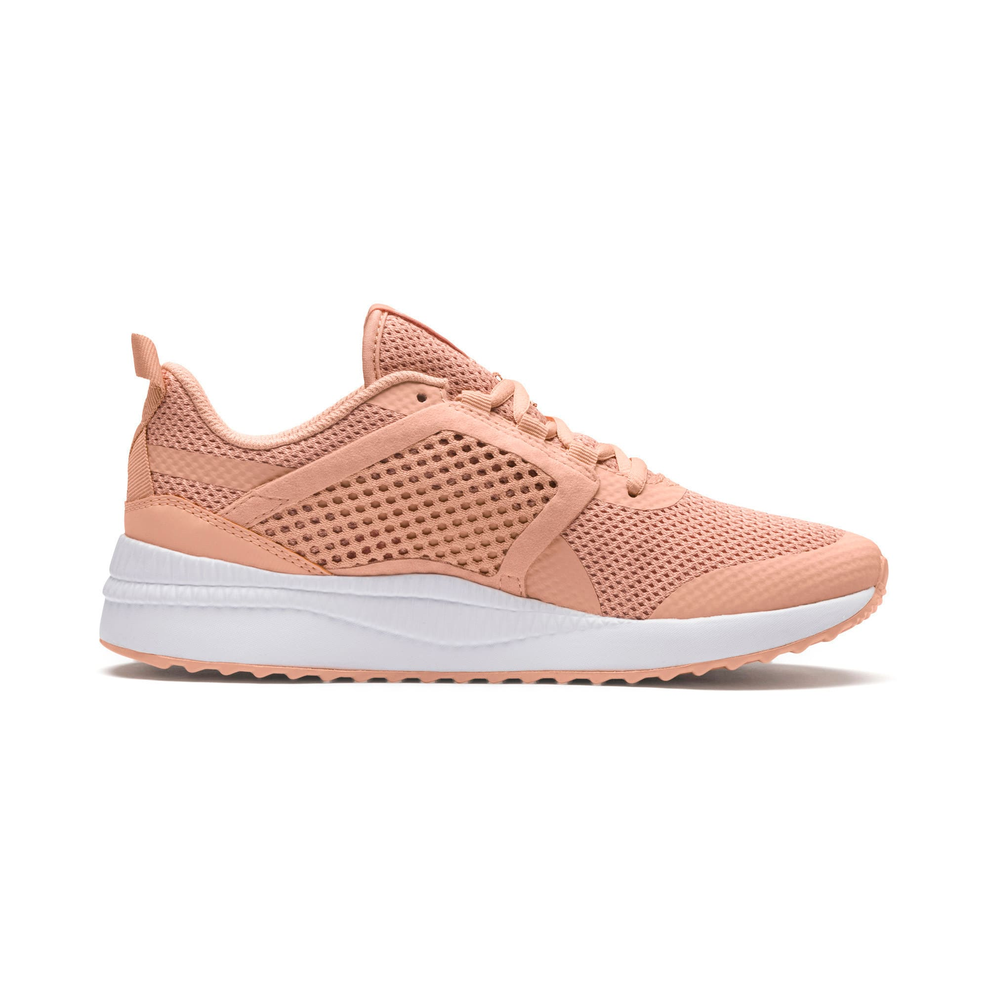 Thumbnail 5 of Pacer Next Net Trainers, Dusty Coral-Coral-White, medium-IND