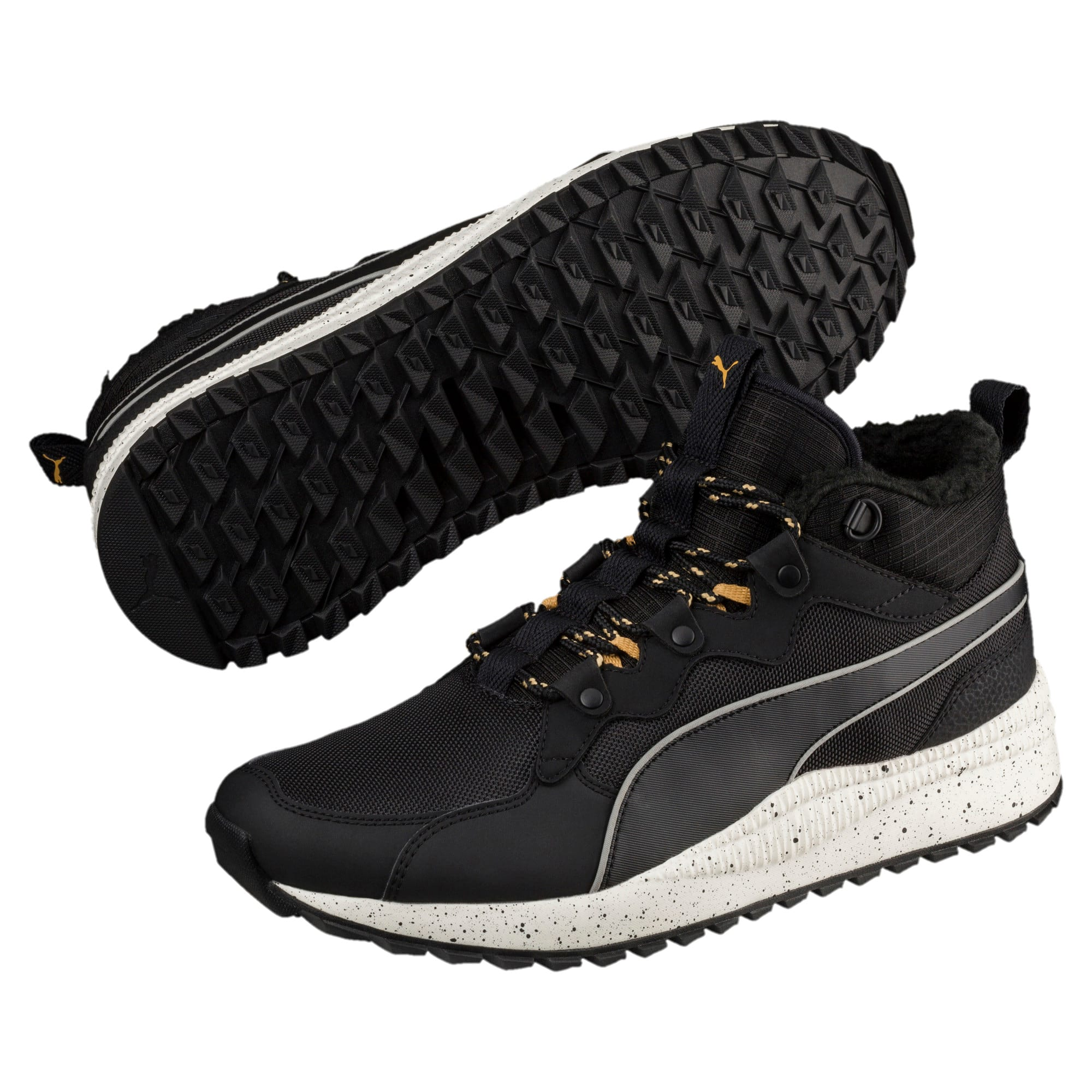 Thumbnail 2 of Pacer Next Sneakers Winterised Boots, Puma Black-Black-Wh White, medium