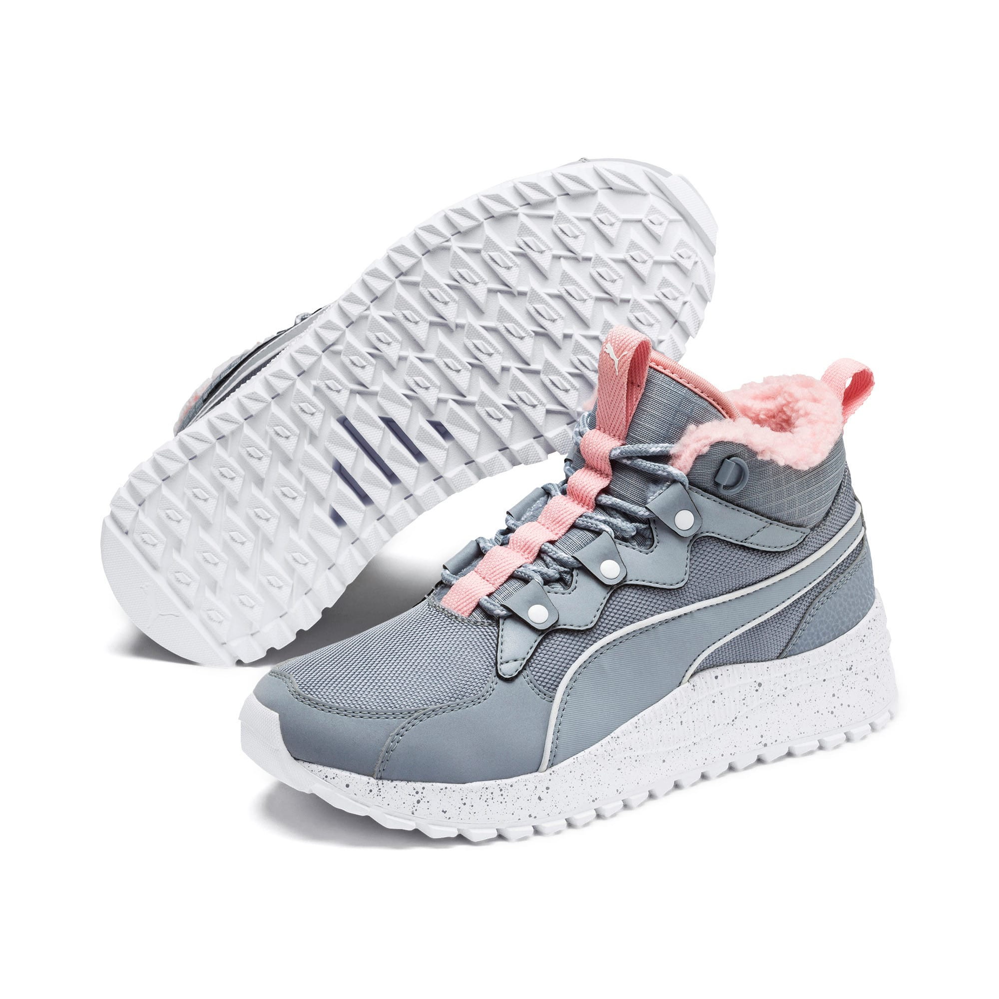 Thumbnail 3 of Pacer Next Trainers Winterised Boots, Tradewinds-Bridal Rose, medium