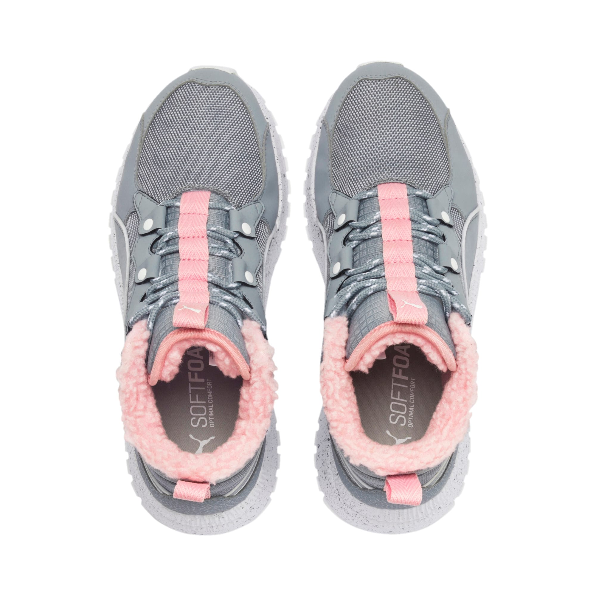 Thumbnail 7 of Pacer Next Trainers Winterised Boots, Tradewinds-Bridal Rose, medium