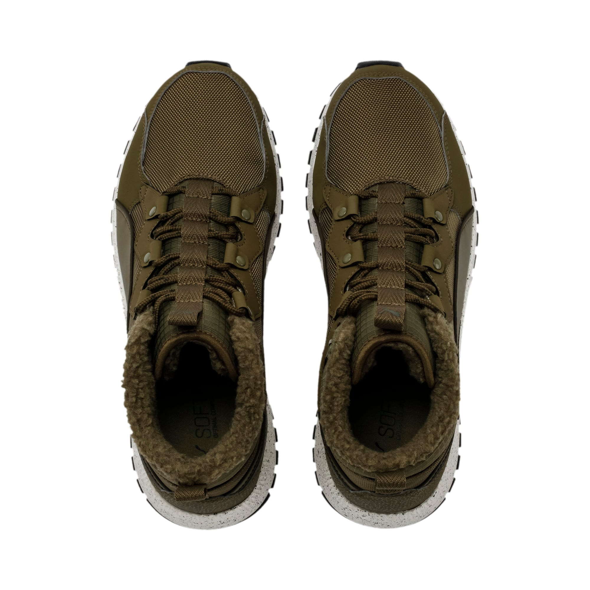 Thumbnail 6 of Pacer Next Winterized Sneakerboots, Burnt Olive-Forest Night, medium