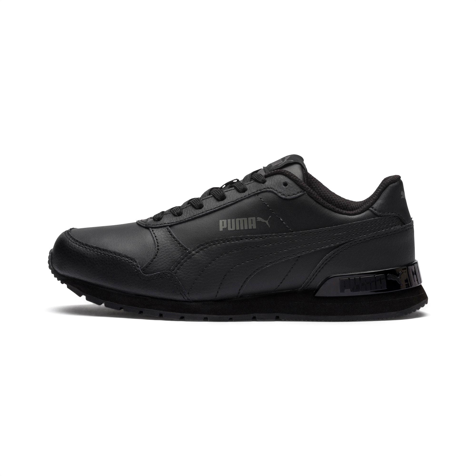 ST Runner v2 Leather Sneakers JR