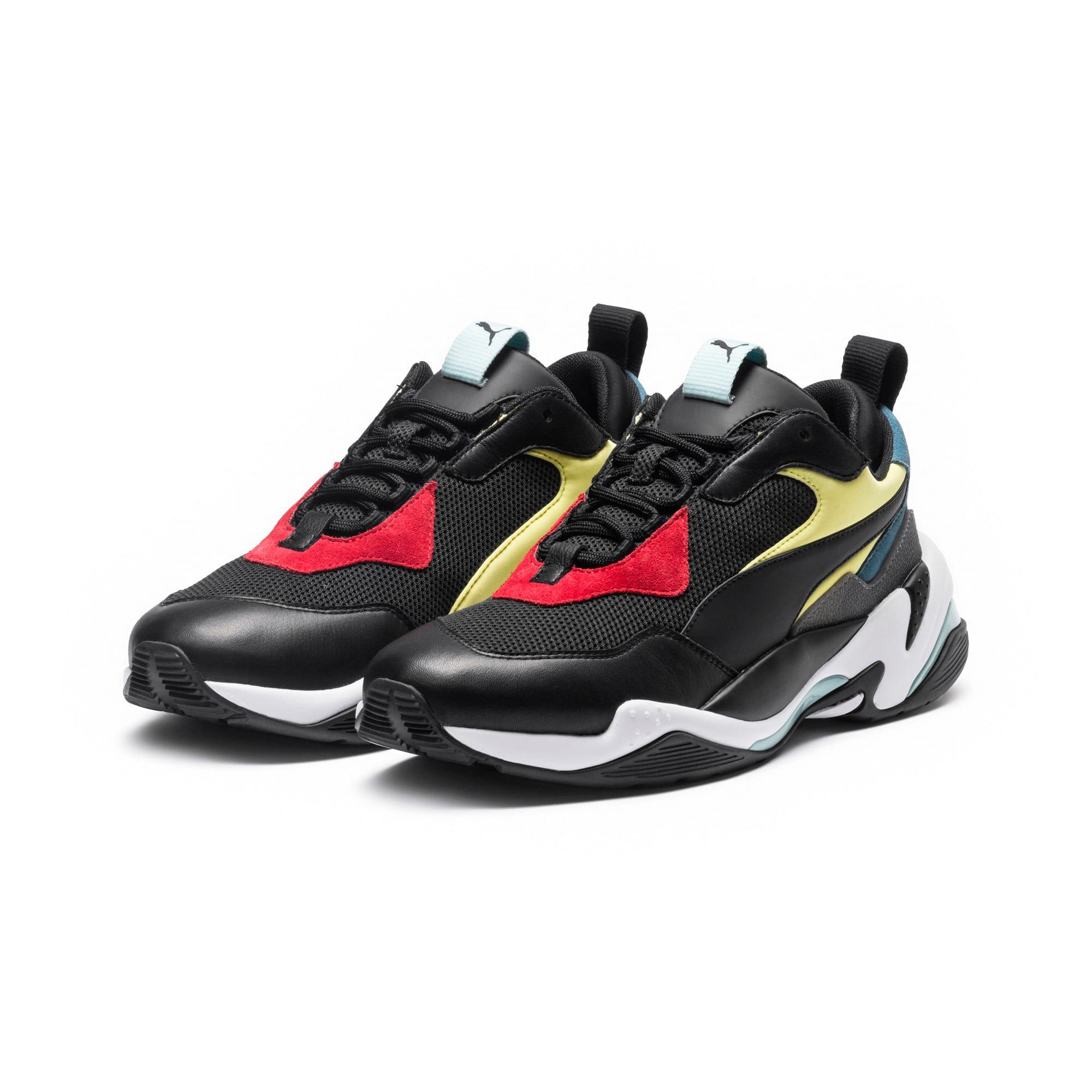 Thumbnail 2 of Thunder Spectra Sneakers, Puma Blk-Puma Blk-Puma White, medium