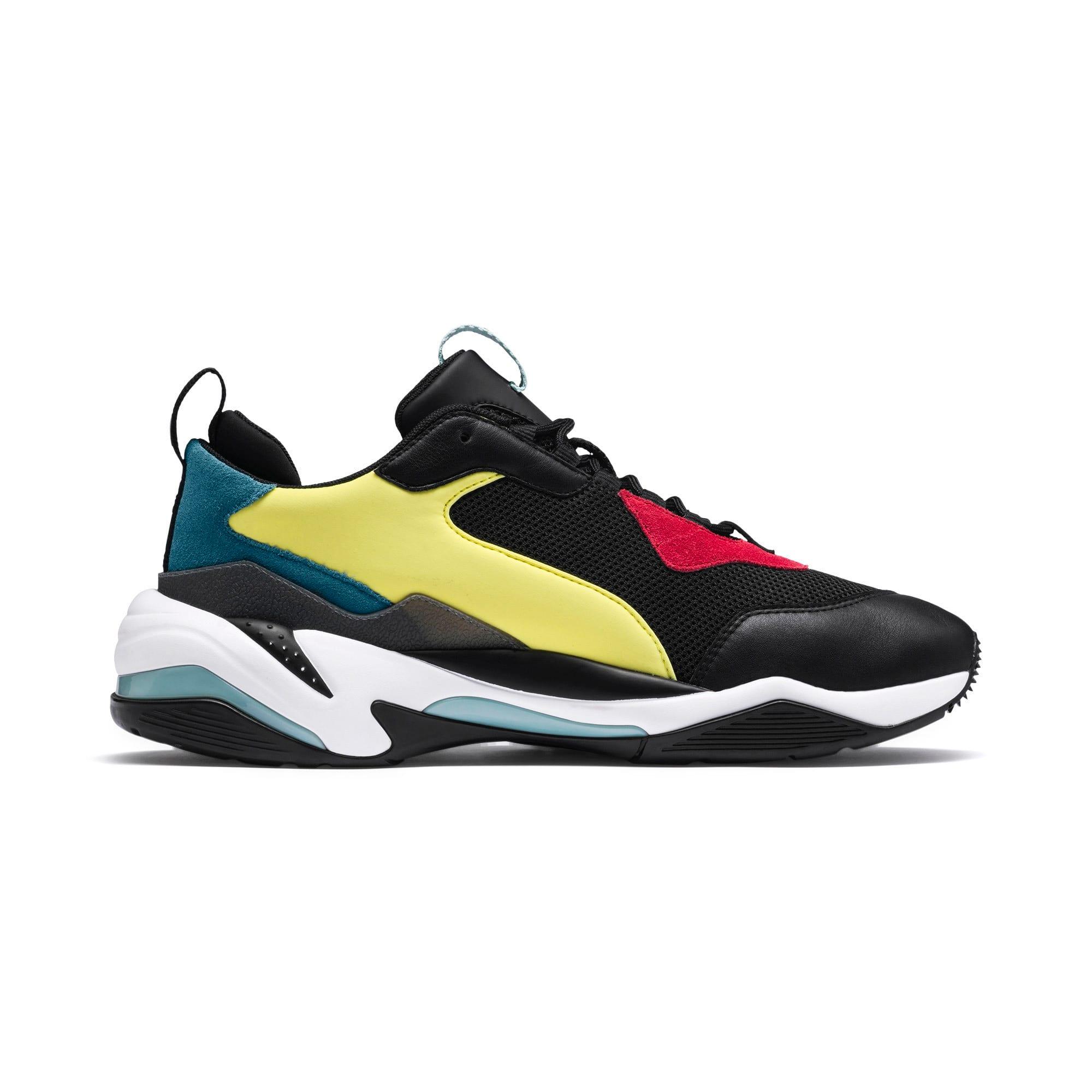 Thumbnail 5 of Thunder Spectra Sneakers, Puma Blk-Puma Blk-Puma White, medium
