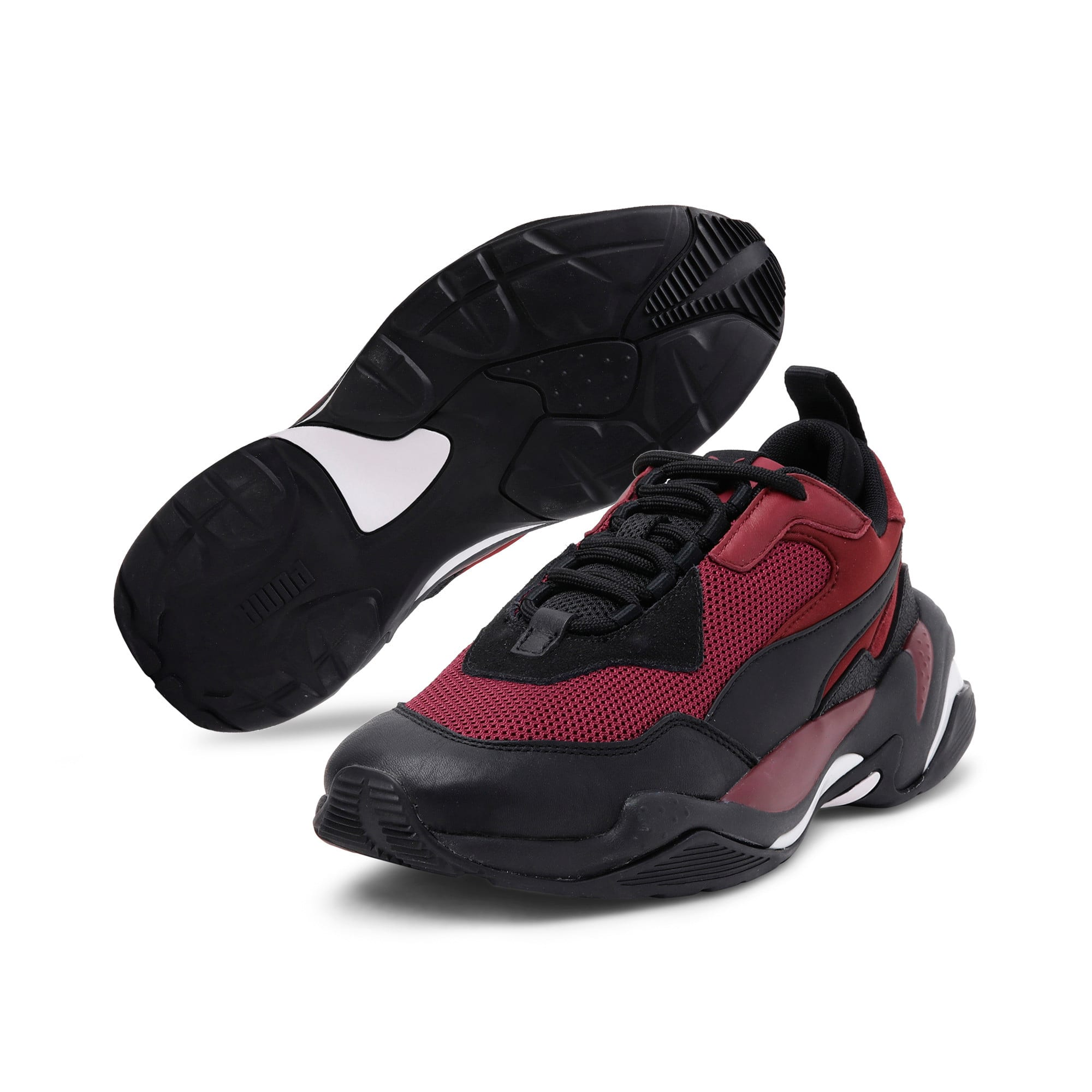 Thumbnail 2 of Thunder Spectra Trainers, Rhododendron-P Black-T Port, medium-IND