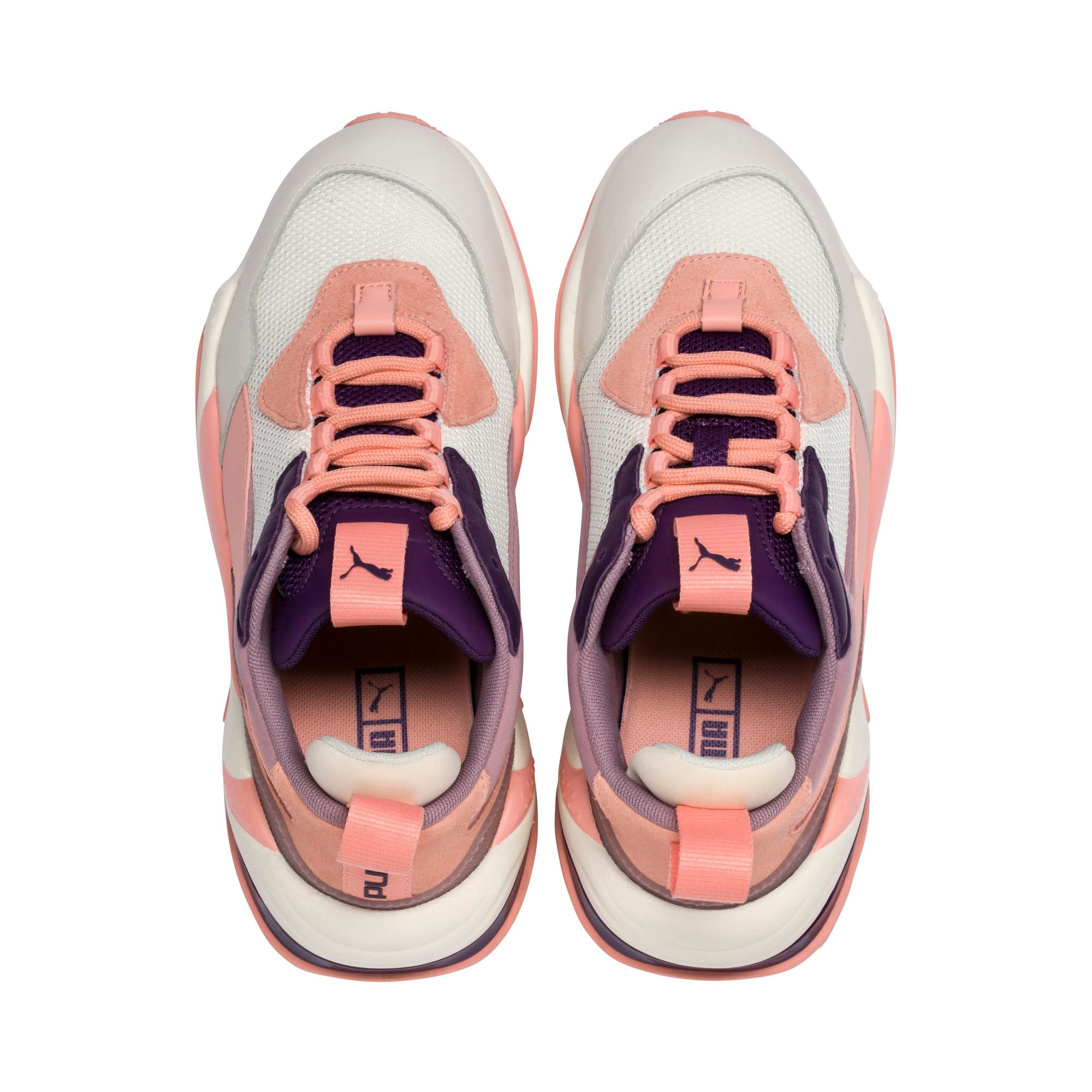 Thumbnail 6 of Thunder Spectra sneakers, Marshmallow-Peach Bud, medium