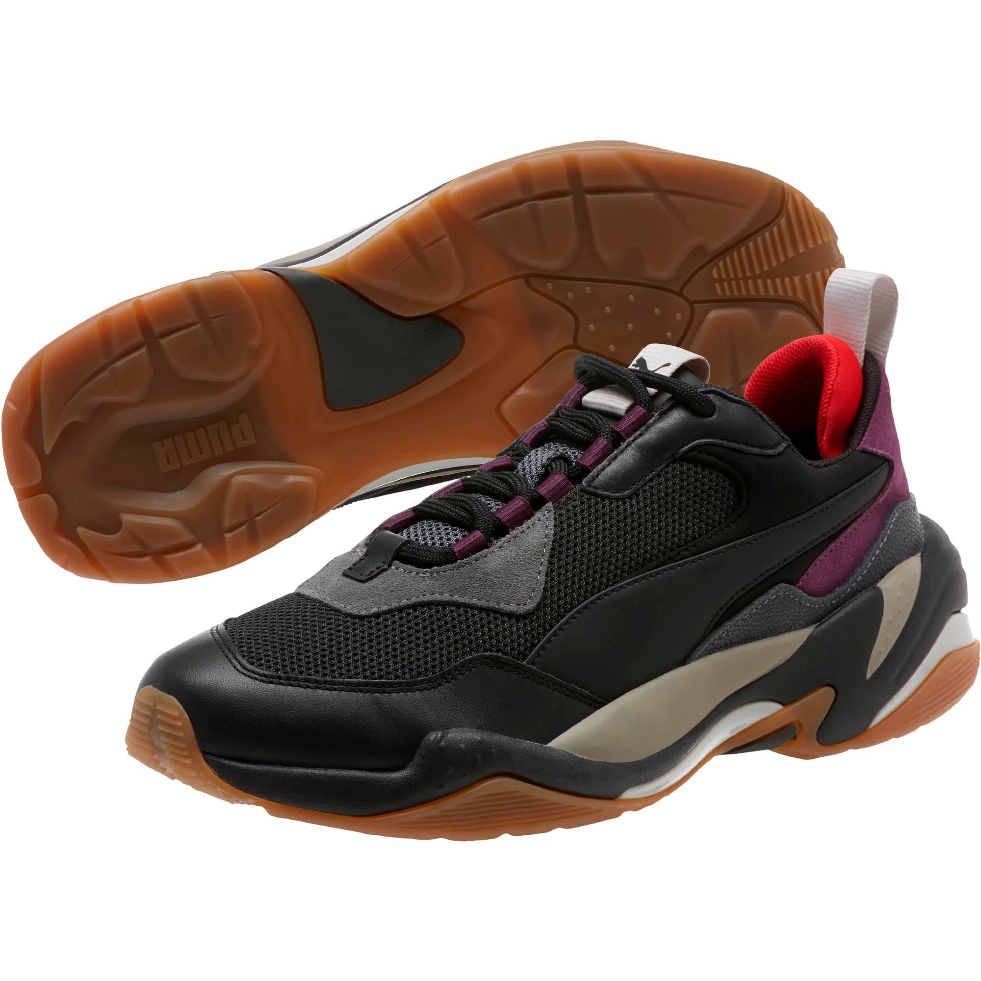Thumbnail 2 of Thunder Spectra Sneakers, Puma Black, medium