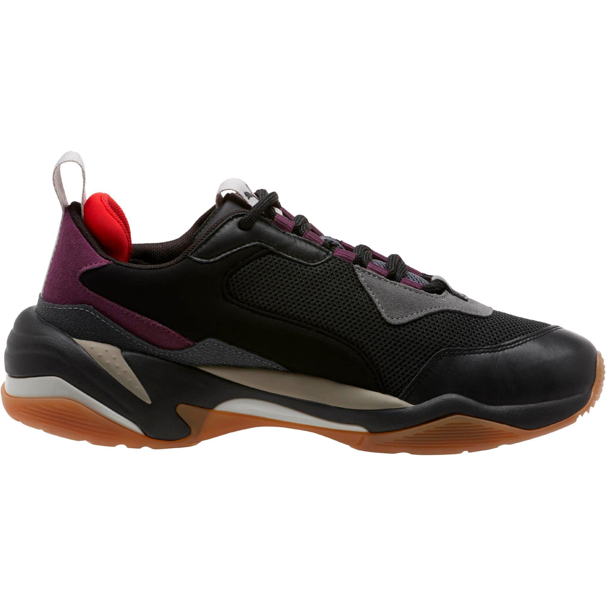 Thumbnail 3 of Thunder Spectra Sneakers, Puma Black, medium