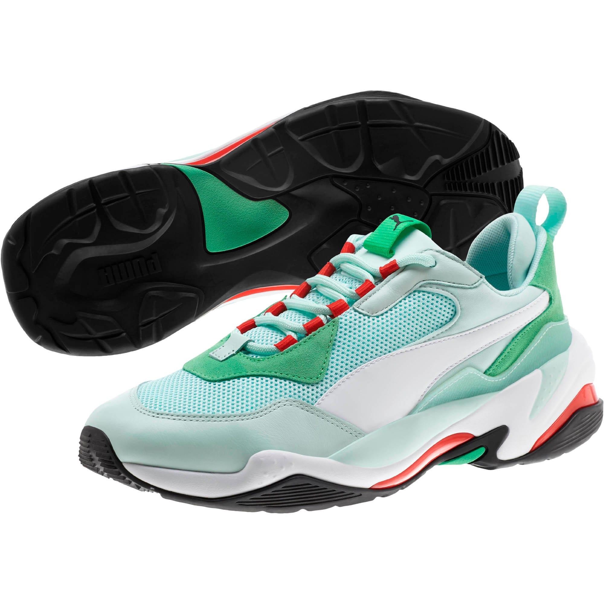 Thumbnail 2 of Thunder Spectra Sneakers, Fair Aqua-Irish Green, medium