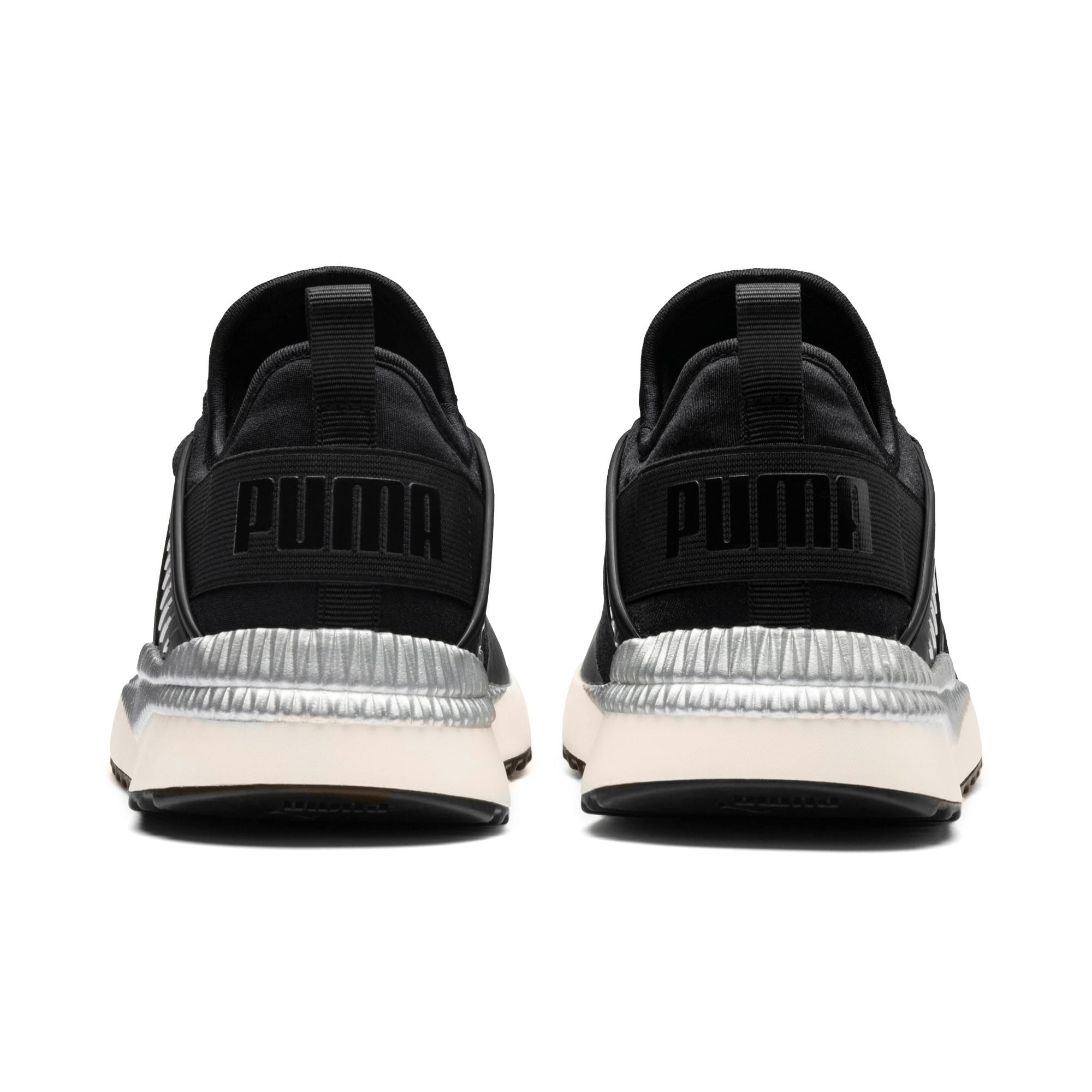Thumbnail 4 of Pacer Next Cage ST2 Women's Sneakers, P Black-Black-Whisper White, medium