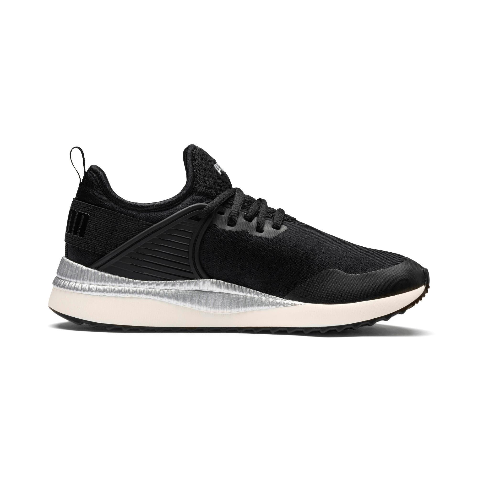 Thumbnail 5 of Pacer Next Cage ST2 Women's Sneakers, P Black-Black-Whisper White, medium