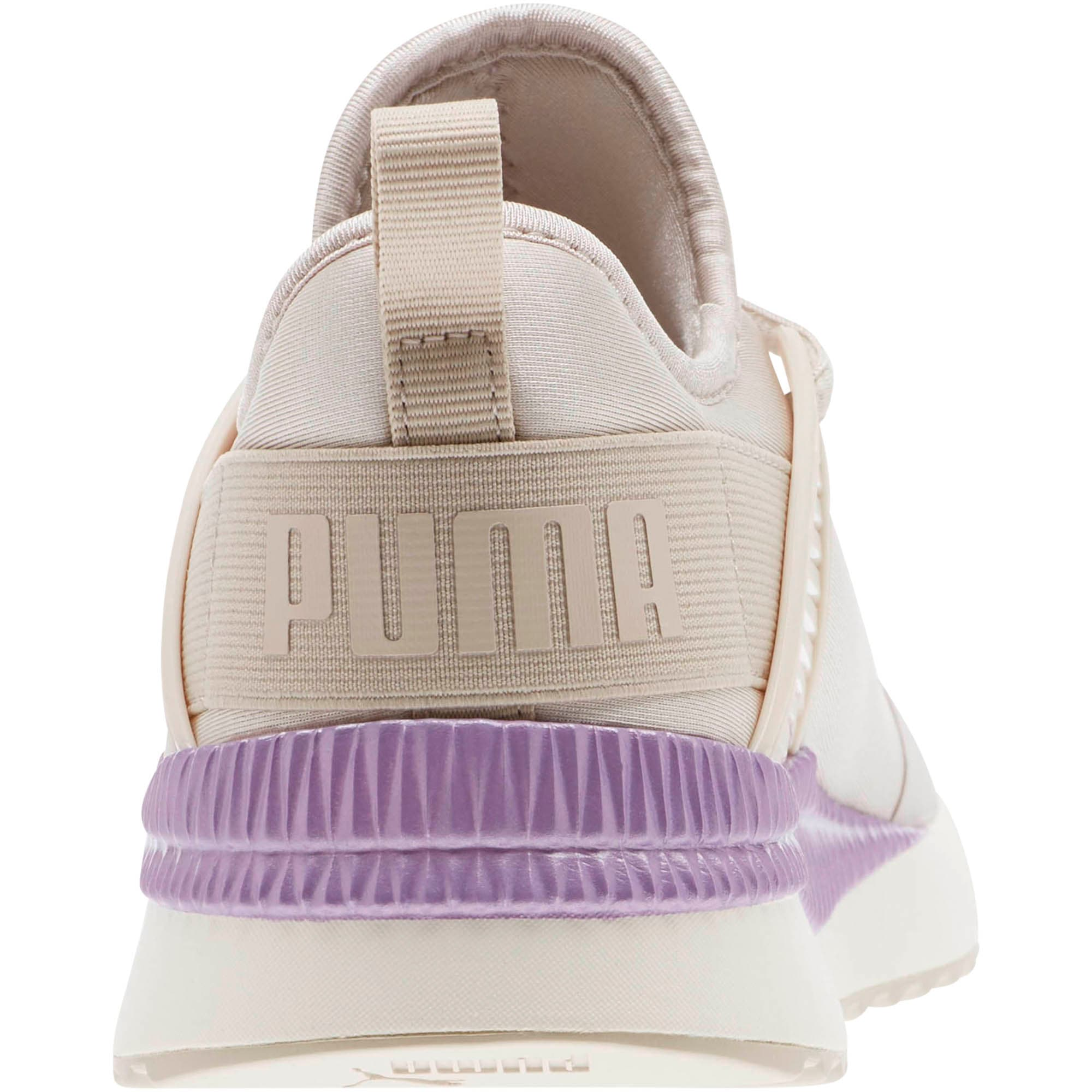 Thumbnail 4 of Pacer Next Cage ST2 Women's Sneakers, Silver Gray-Metal. Lavender, medium