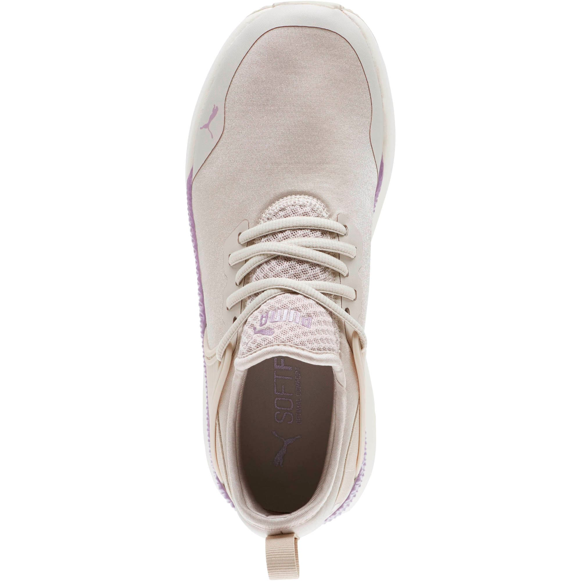 Thumbnail 5 of Pacer Next Cage ST2 Women's Sneakers, Silver Gray-Metal. Lavender, medium