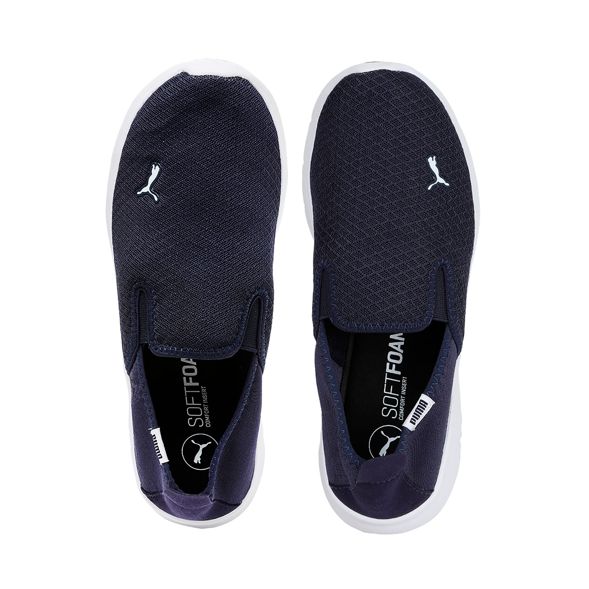 Thumbnail 6 of PUMA Flex Essential Slip On IDP Peacoat-, Peacoat-Peacoat, medium-IND