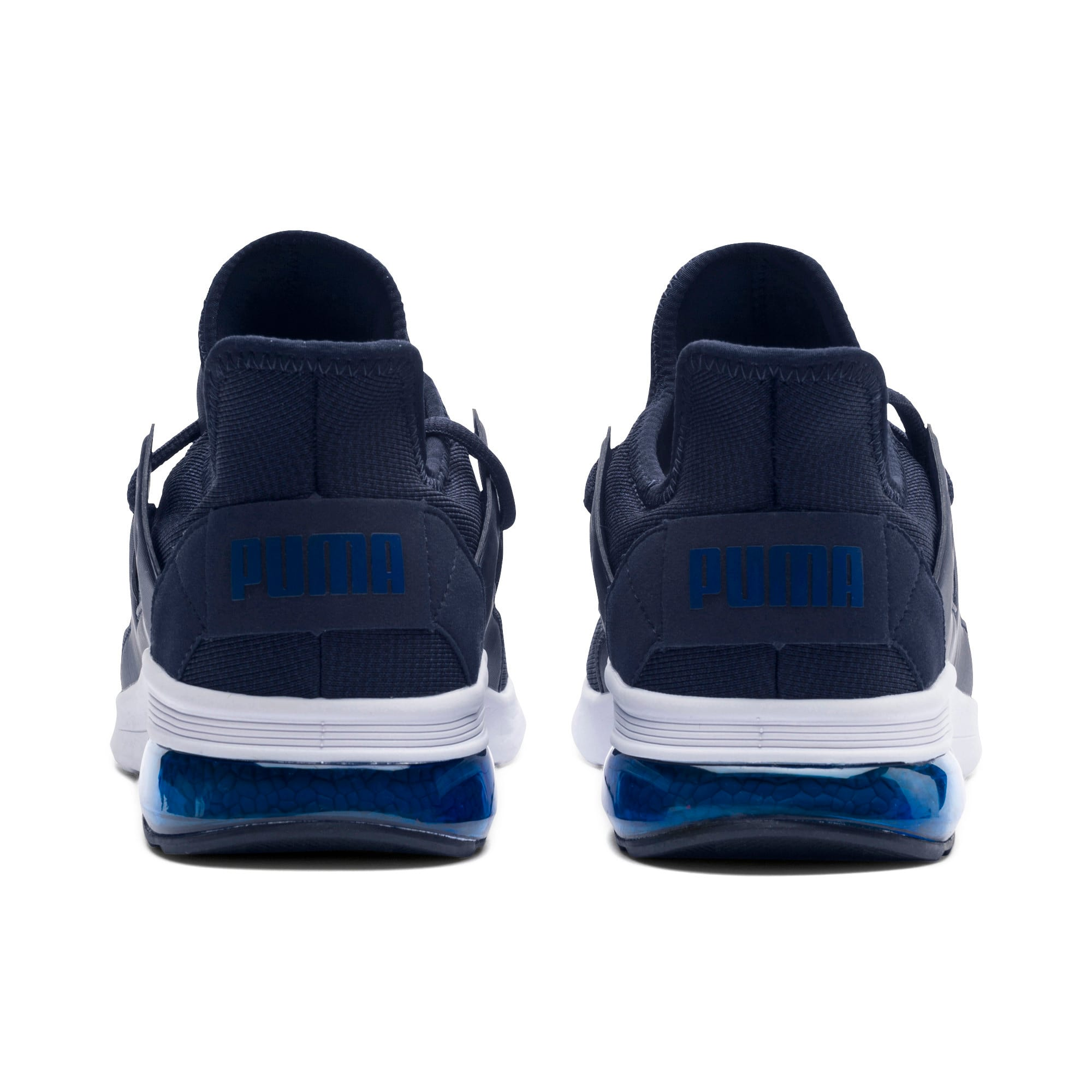 Thumbnail 3 of Electron Street Knit Trainers, Peacoat-Sodalite Blue, medium-IND