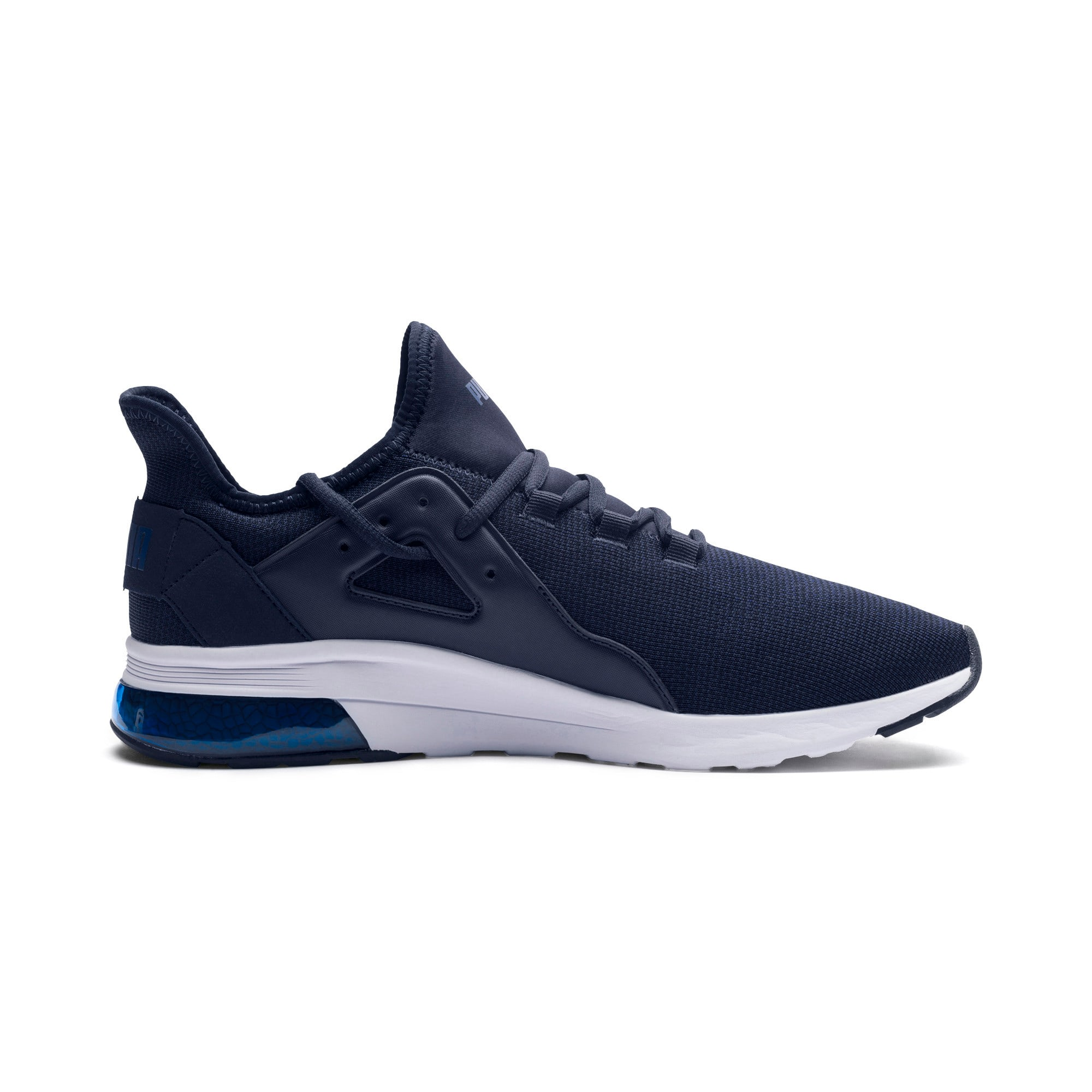 Thumbnail 5 of Electron Street Knit Trainers, Peacoat-Sodalite Blue, medium-IND
