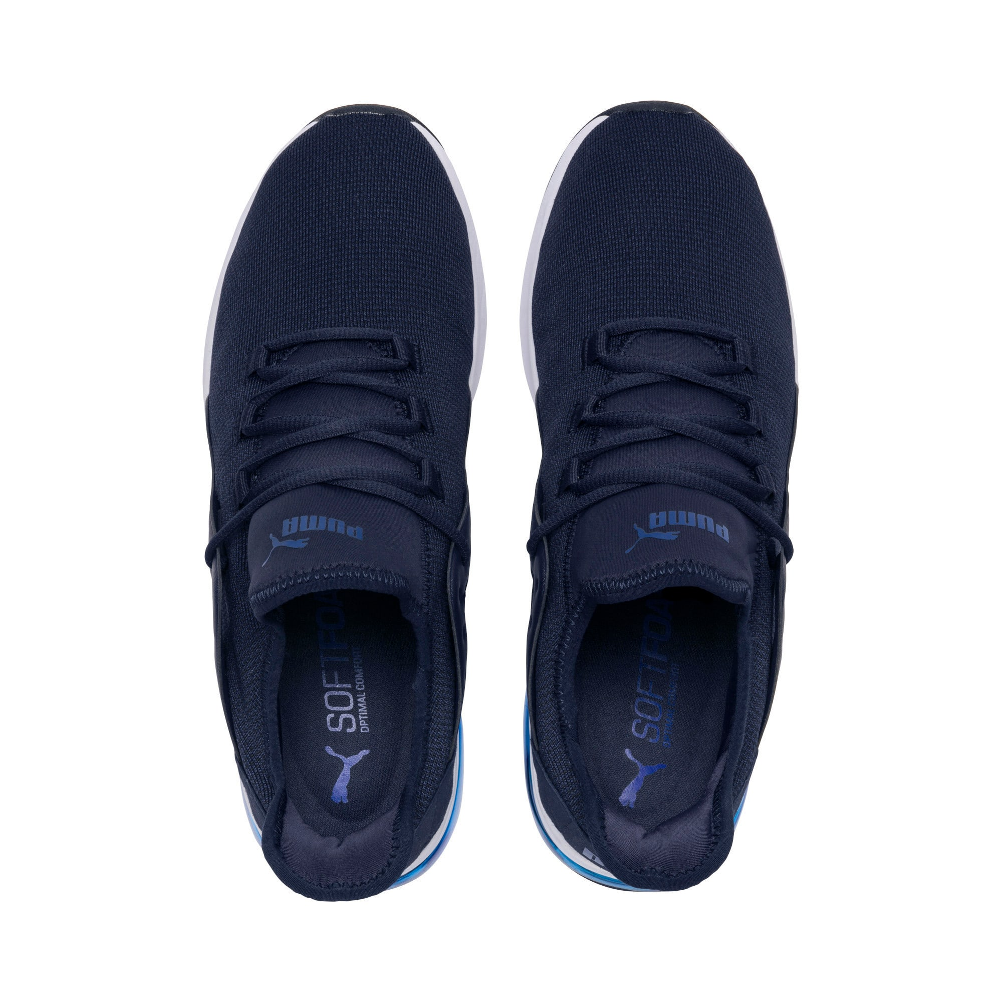 Thumbnail 6 of Electron Street Knit Trainers, Peacoat-Sodalite Blue, medium-IND