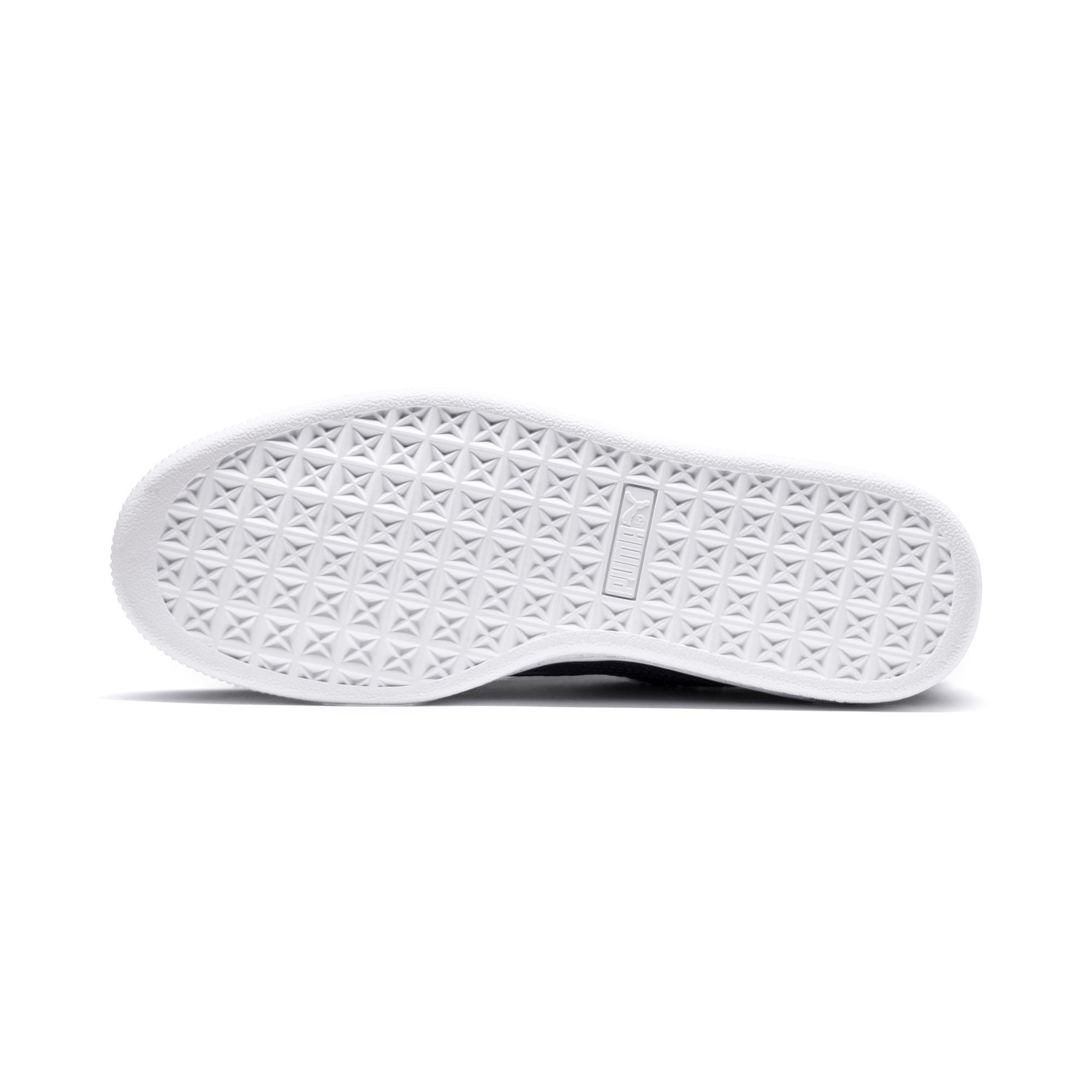 Thumbnail 4 of Basket Exotic Lux Women's Trainers, Iron Gate-Puma White, medium-IND