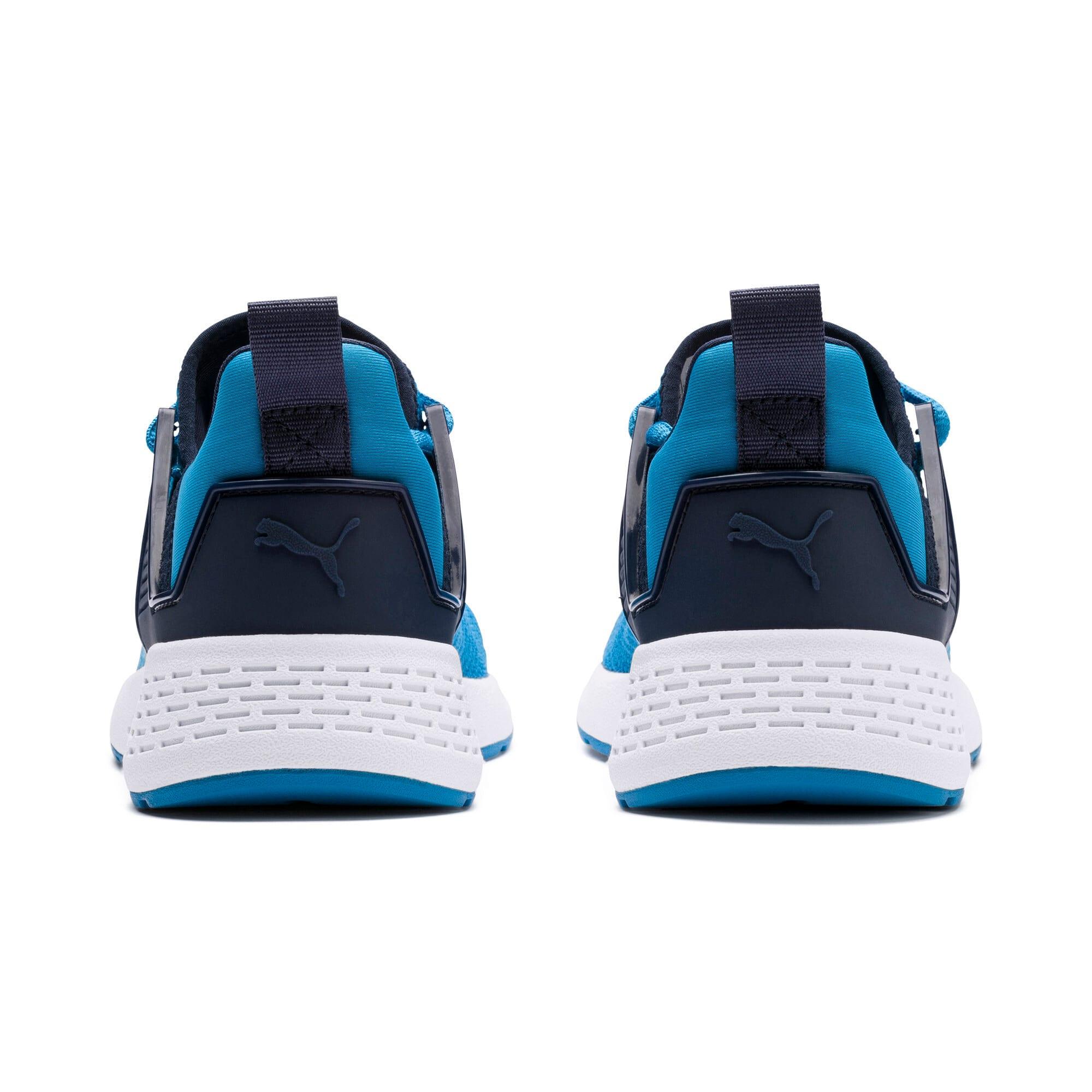 Thumbnail 3 of Insurge Mesh Kids' Sneakers, Indigo Bunting-Peacoat-White, medium-IND