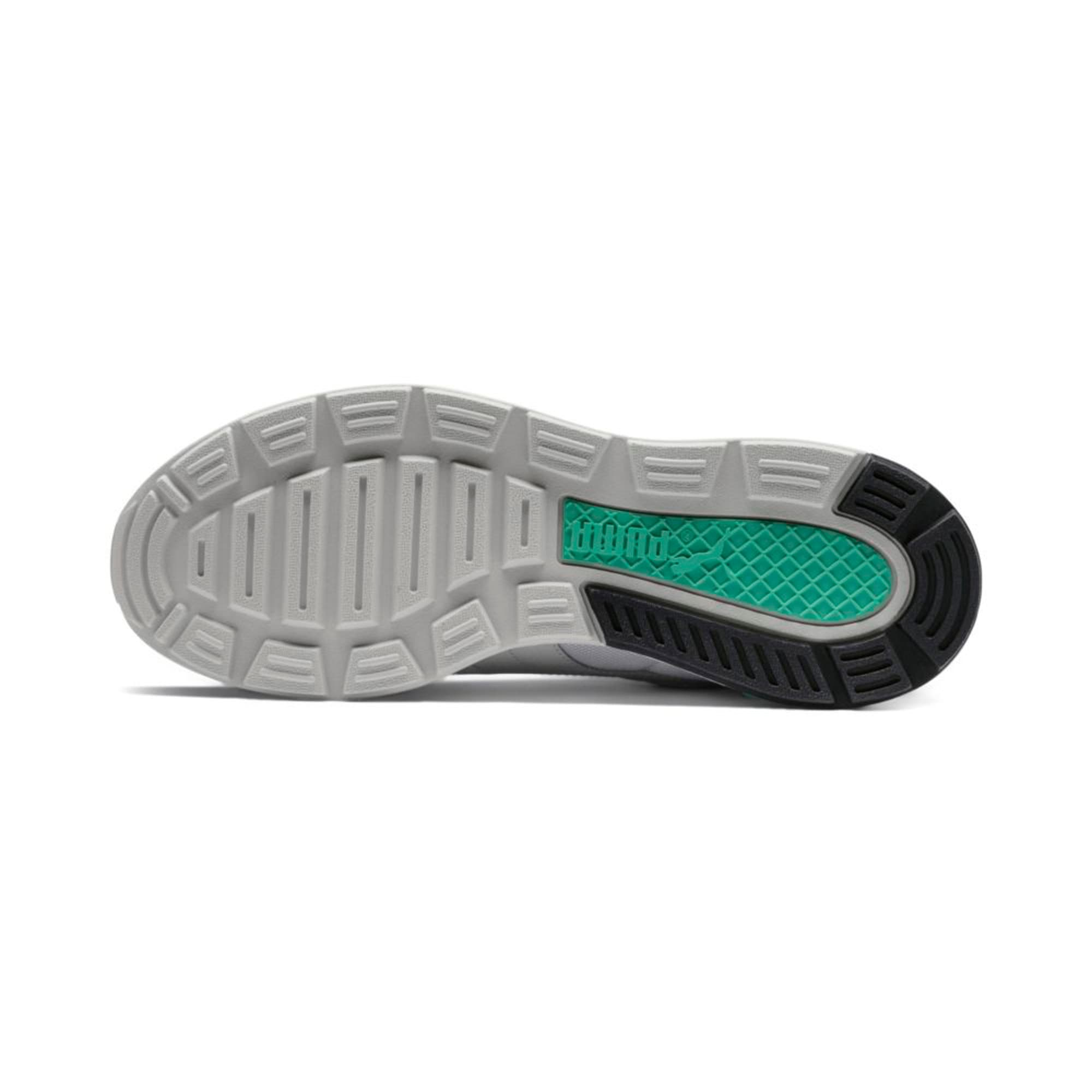 Thumbnail 2 of RS-350 Re-Invention Trainers, Black-GrayViolet-White, medium-IND
