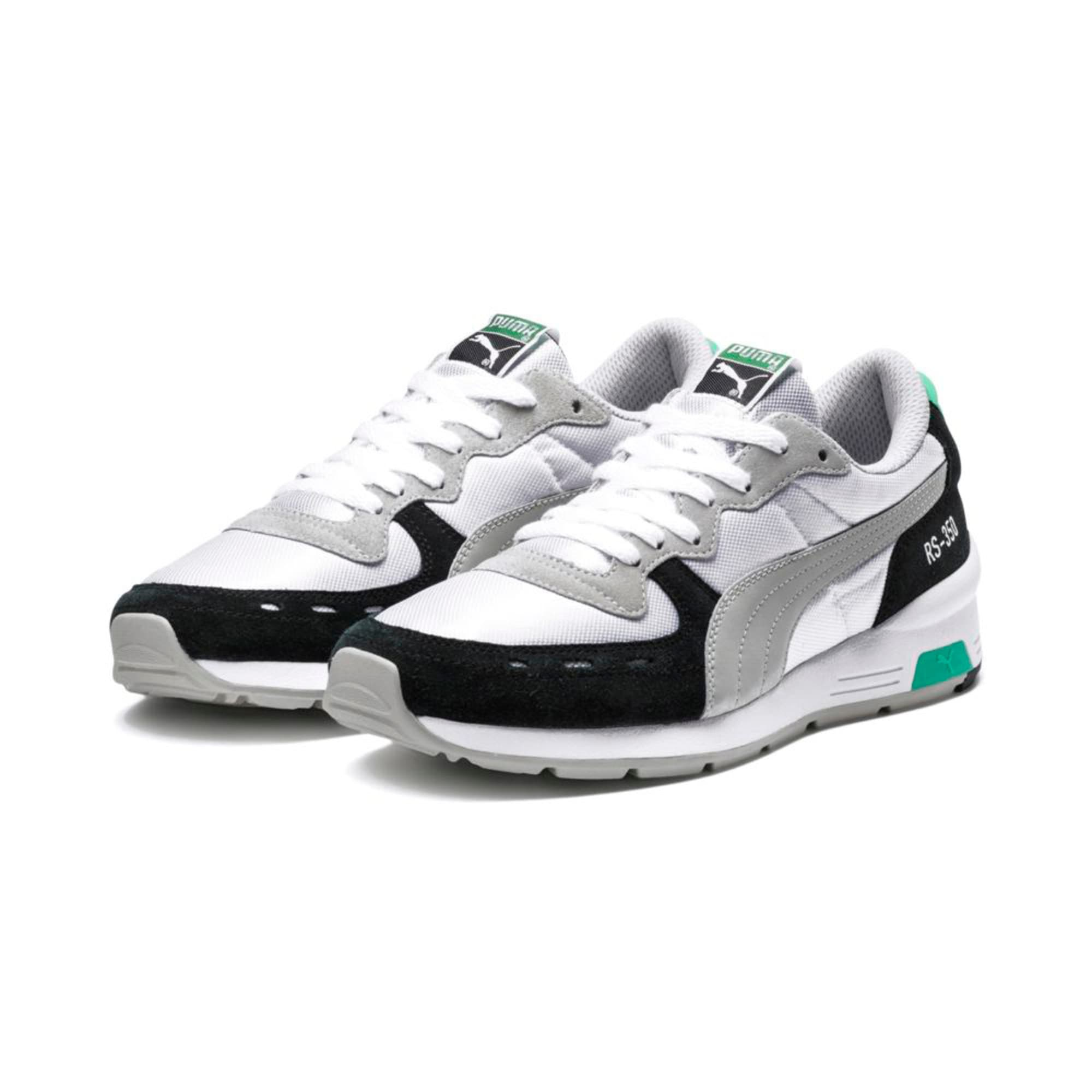 Thumbnail 6 of RS-350 Re-Invention Trainers, Black-GrayViolet-White, medium-IND