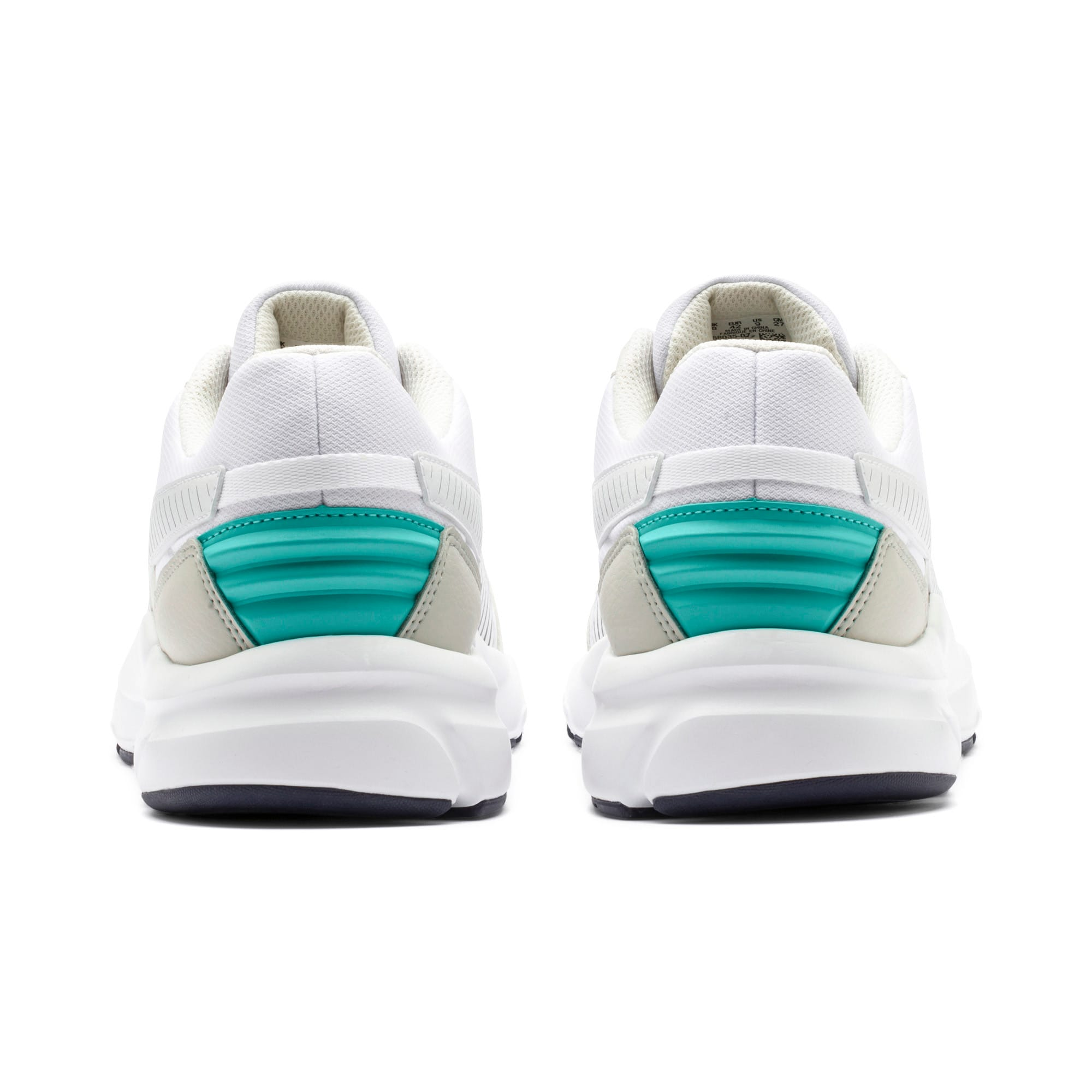Thumbnail 4 of Future Runner Running Shoes, Wht-G Gray-Peacoat-Turquoise, medium