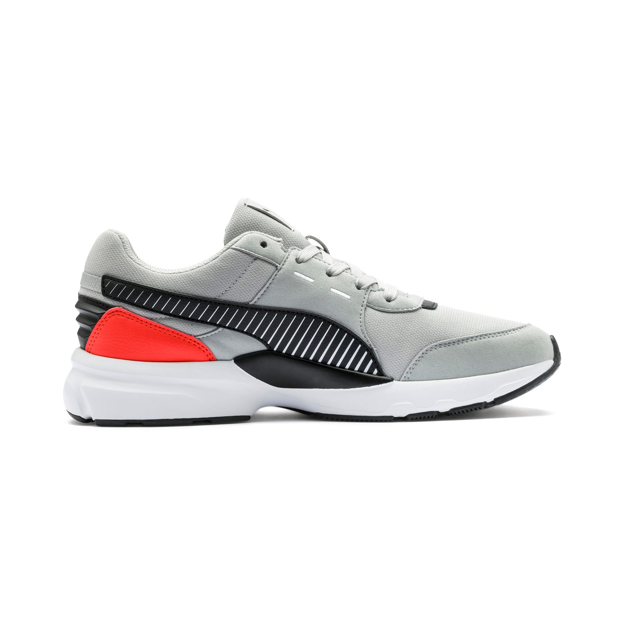 Thumbnail 5 of Future Runner Running Shoes, High Rise-Black-C Tomato-Wht, medium-IND