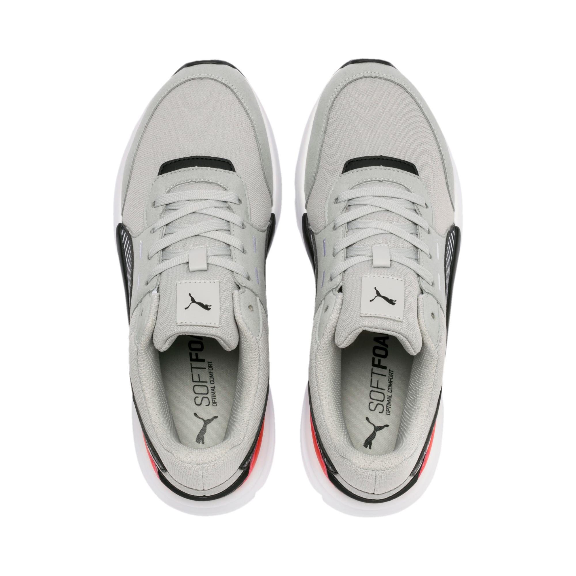 Thumbnail 4 of Future Runner Running Shoes, High Rise-Black-C Tomato-Wht, medium-IND