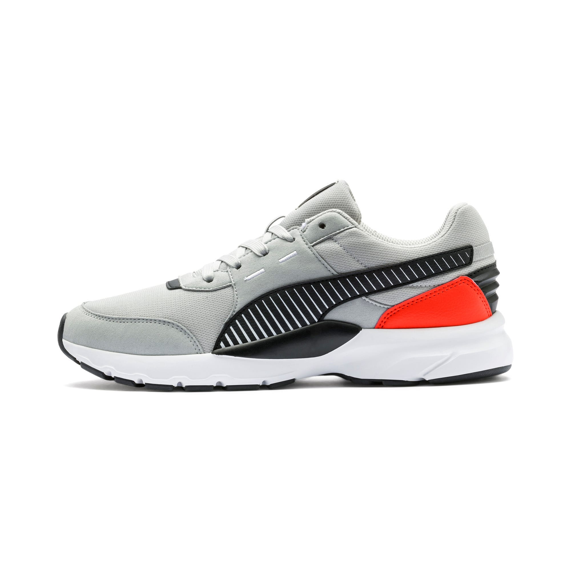 Thumbnail 1 of Future Runner Running Shoes, High Rise-Black-C Tomato-Wht, medium-IND