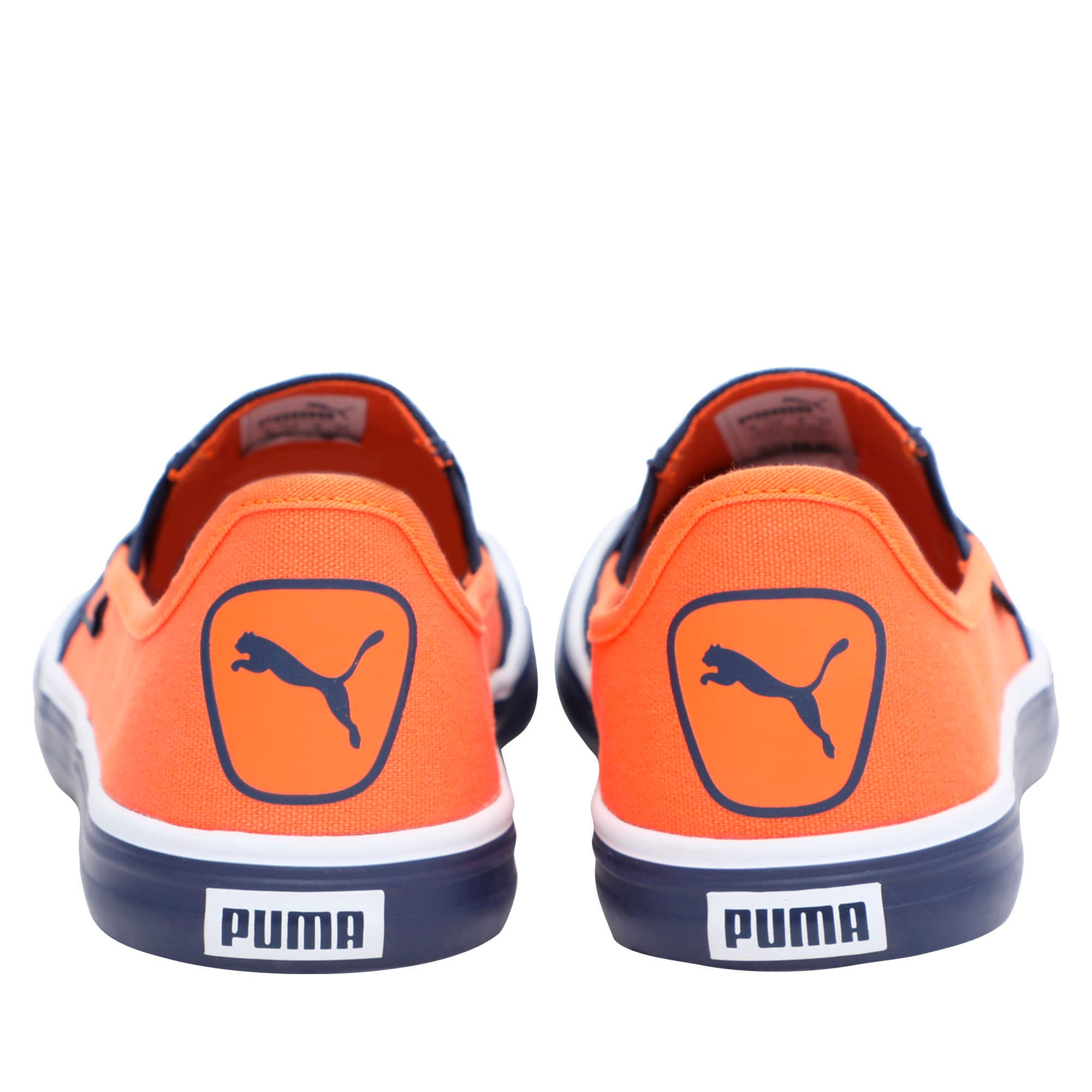 Thumbnail 4 of Apollo Slip On IDP Peacoat-Sodalite Blue, Peacoat-Vibrant Orange, medium-IND