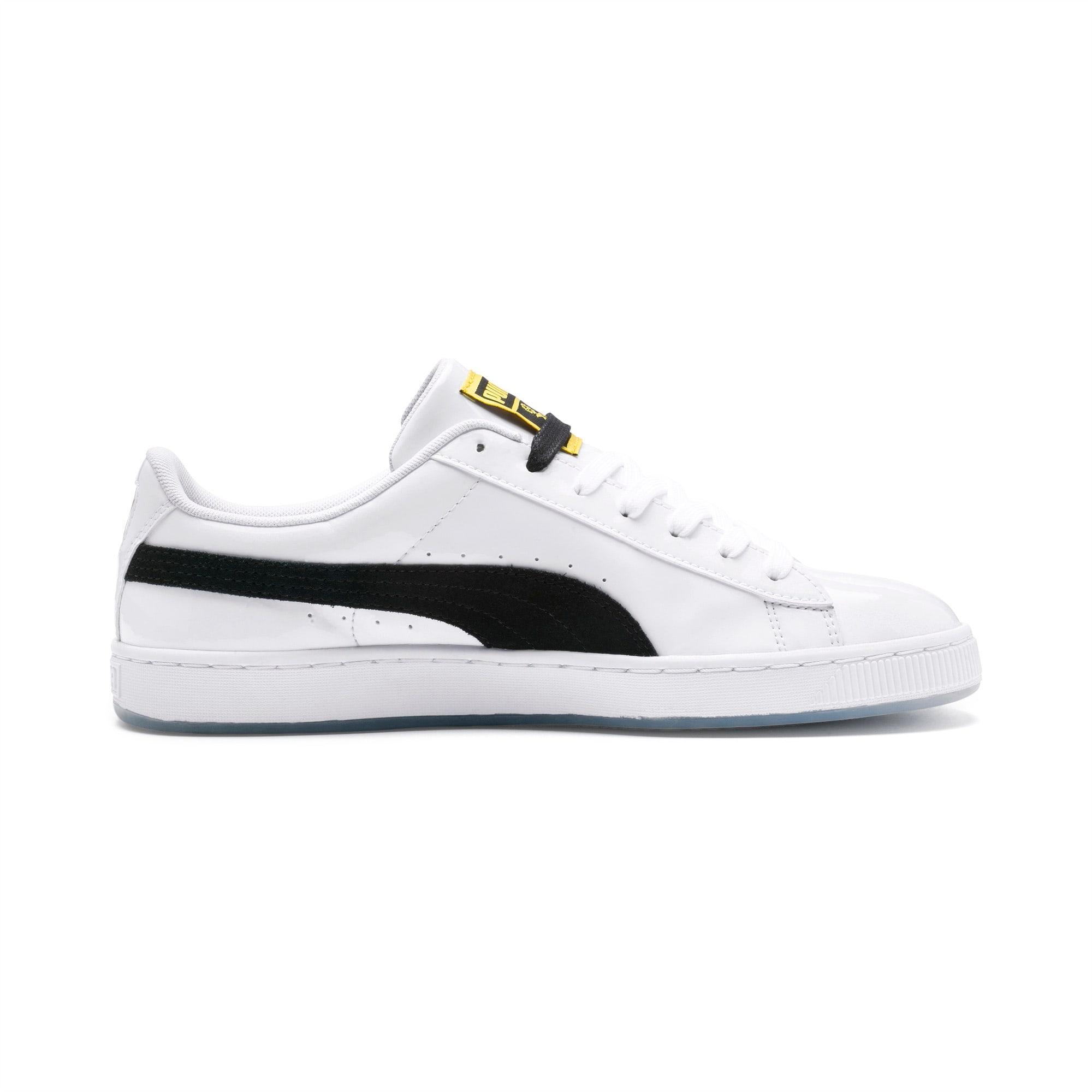 Puma x Bts Basket Patent BTS Shoes