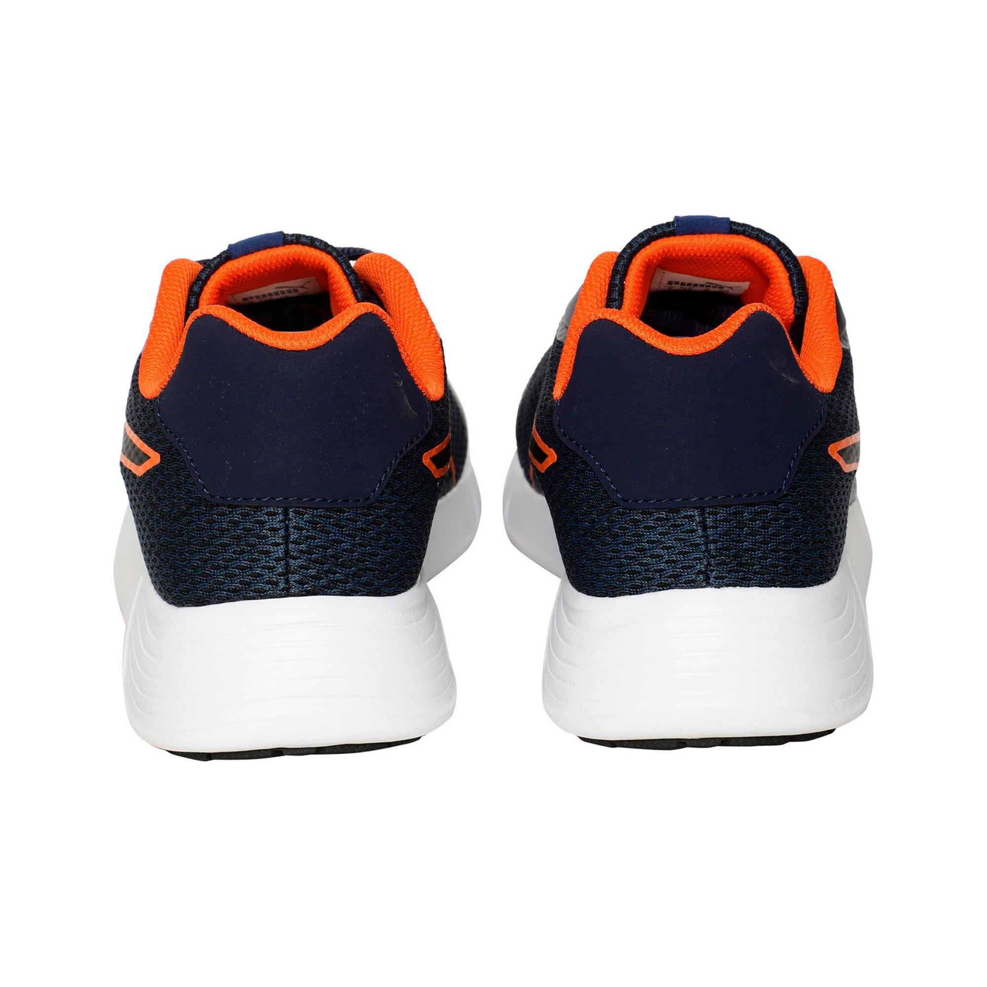 Thumbnail 3 of FST Runner v2 IDP Men's Sportstyle Shoes, Peacoat-Firecracker-Black, medium-IND