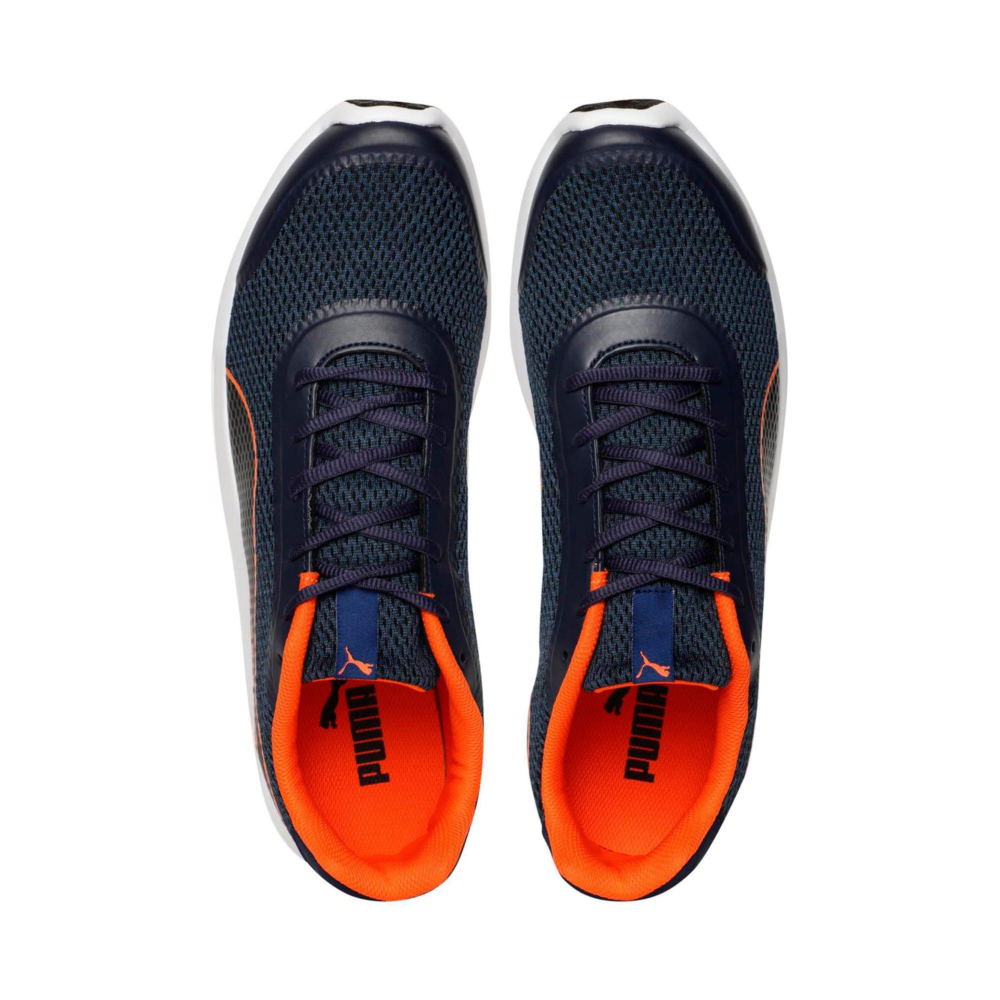 Thumbnail 6 of FST Runner v2 IDP Men's Sportstyle Shoes, Peacoat-Firecracker-Black, medium-IND