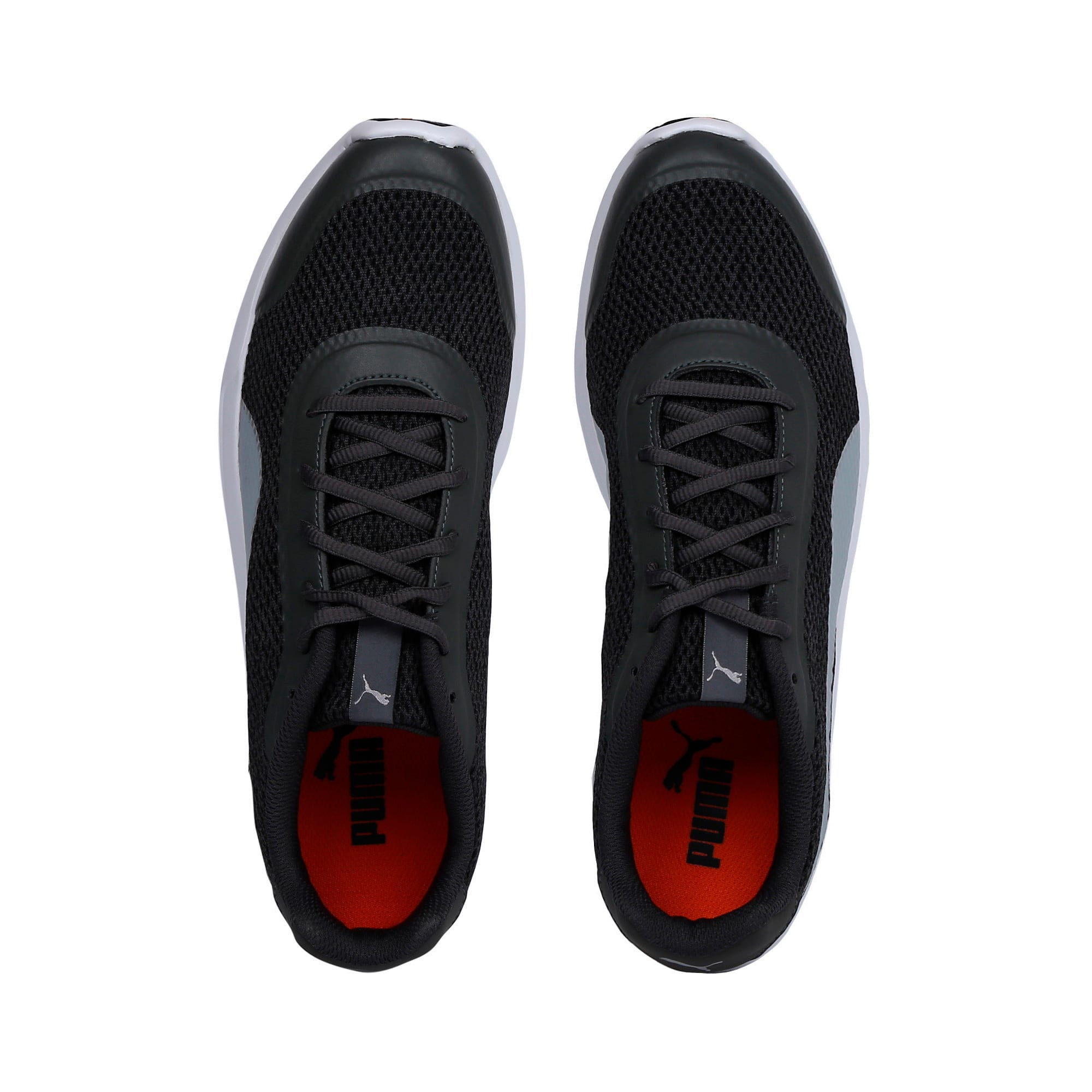 Thumbnail 6 of FST Runner v2 IDP Men's Sportstyle Shoes, Puma White-Quarry-Puma Black, medium-IND