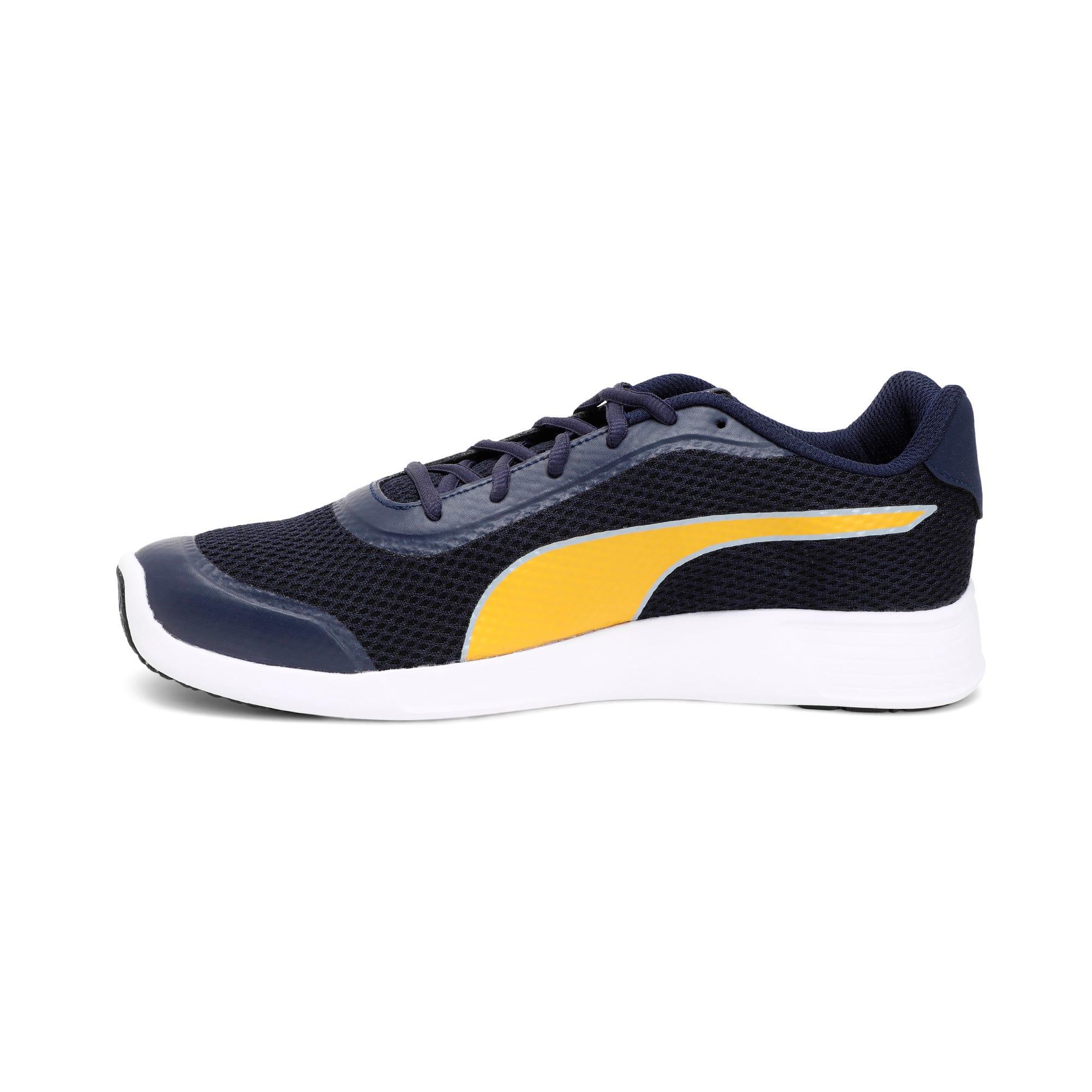 Thumbnail 1 of FST Runner v2 IDP Men's Sportstyle Shoes, Dark Shadow-Silver-Quarry, medium-IND