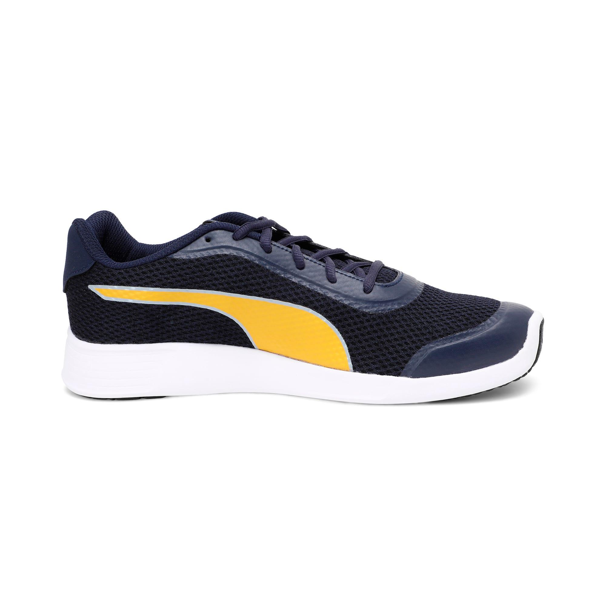 Thumbnail 5 of FST Runner v2 IDP Men's Sportstyle Shoes, Dark Shadow-Silver-Quarry, medium-IND