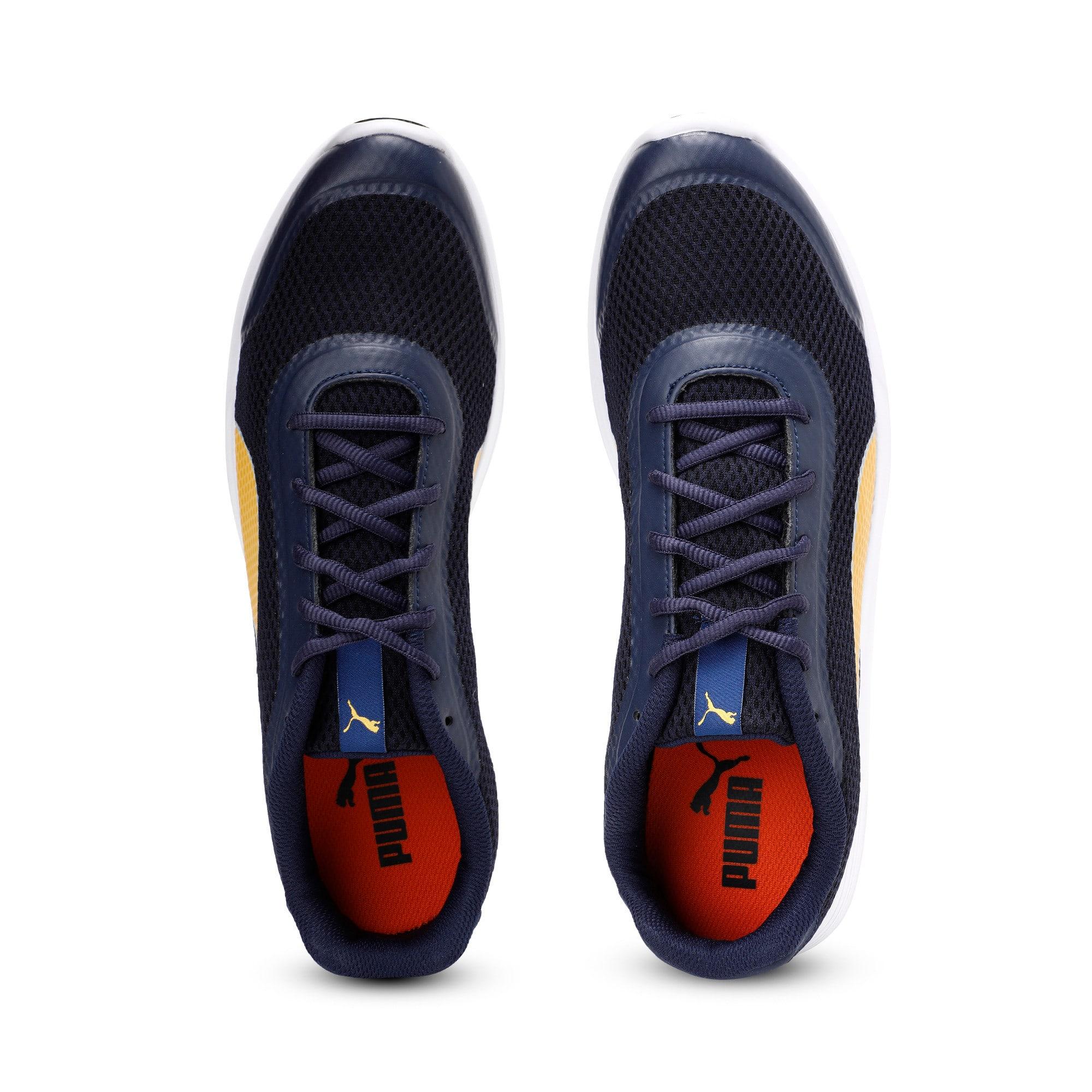 Thumbnail 6 of FST Runner v2 IDP Men's Sportstyle Shoes, Dark Shadow-Silver-Quarry, medium-IND
