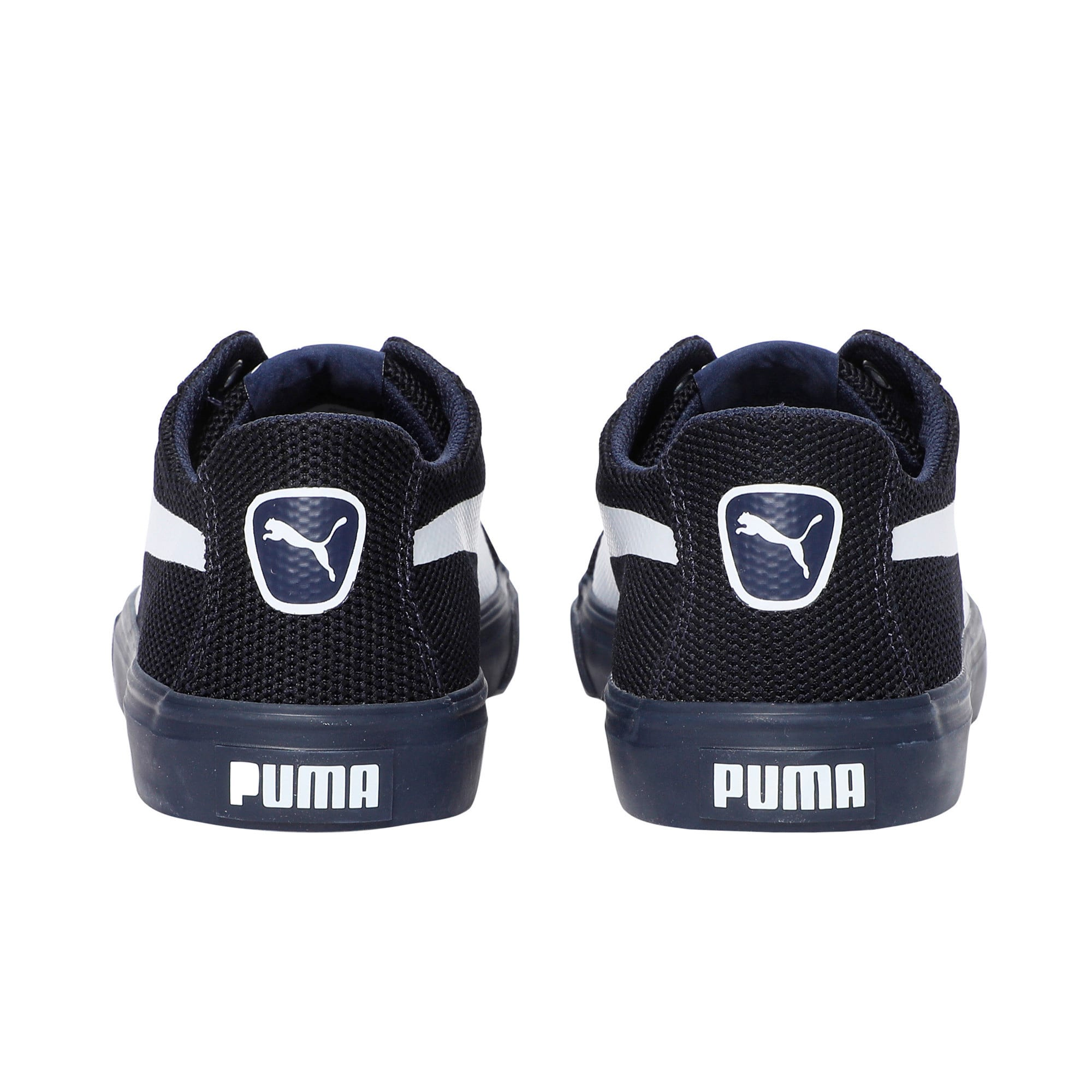 Rap Low Knit IDP, Peacoat-Puma White, large-IND